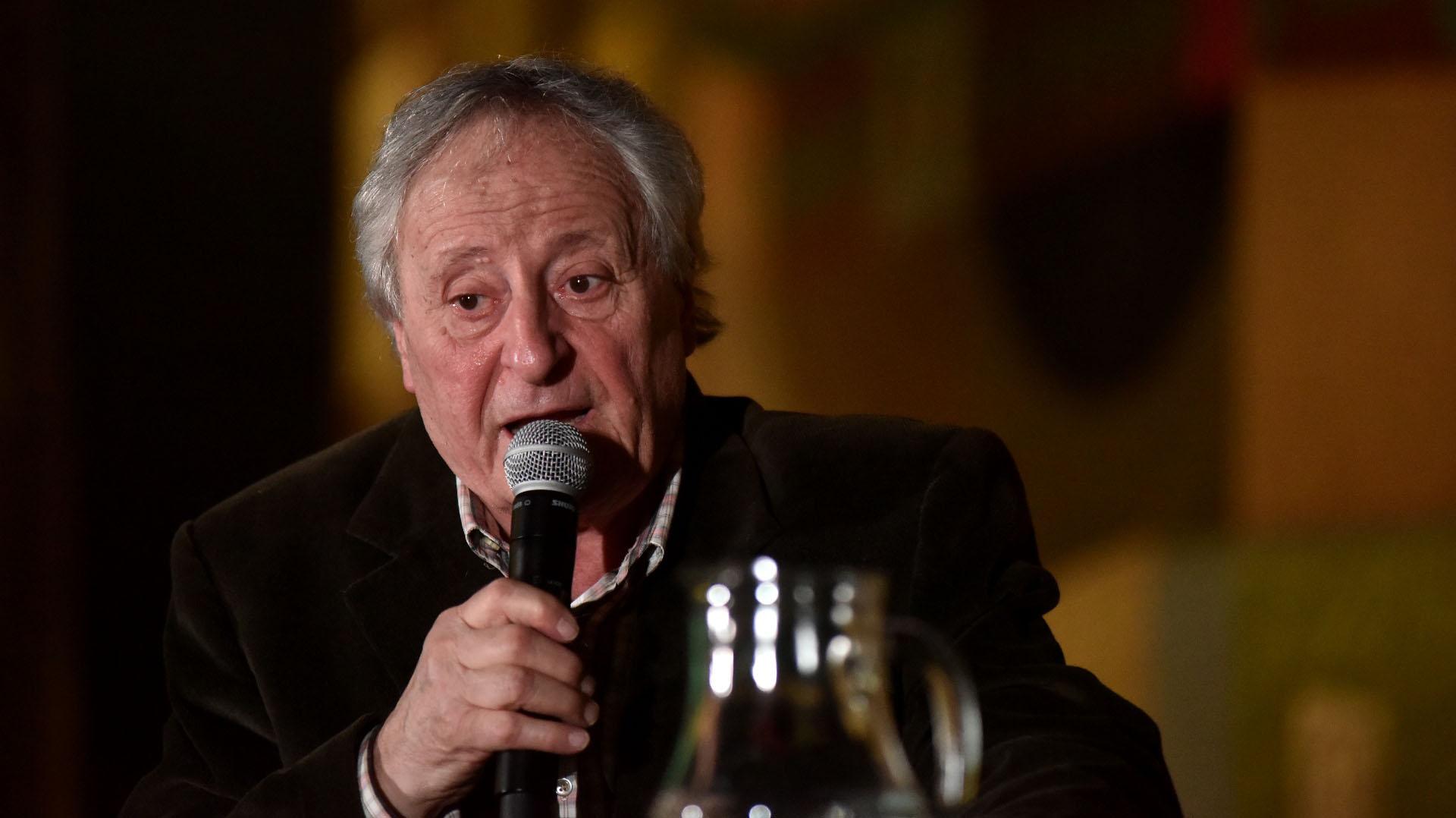 """Entre sus múltiples galardones se cuentan el Premio ACE de Oro en 2006, el Martín Fierro al Mejor Actor de Reparto por """"Tato de América"""", el Premio Clarín y el Premio Konex"""