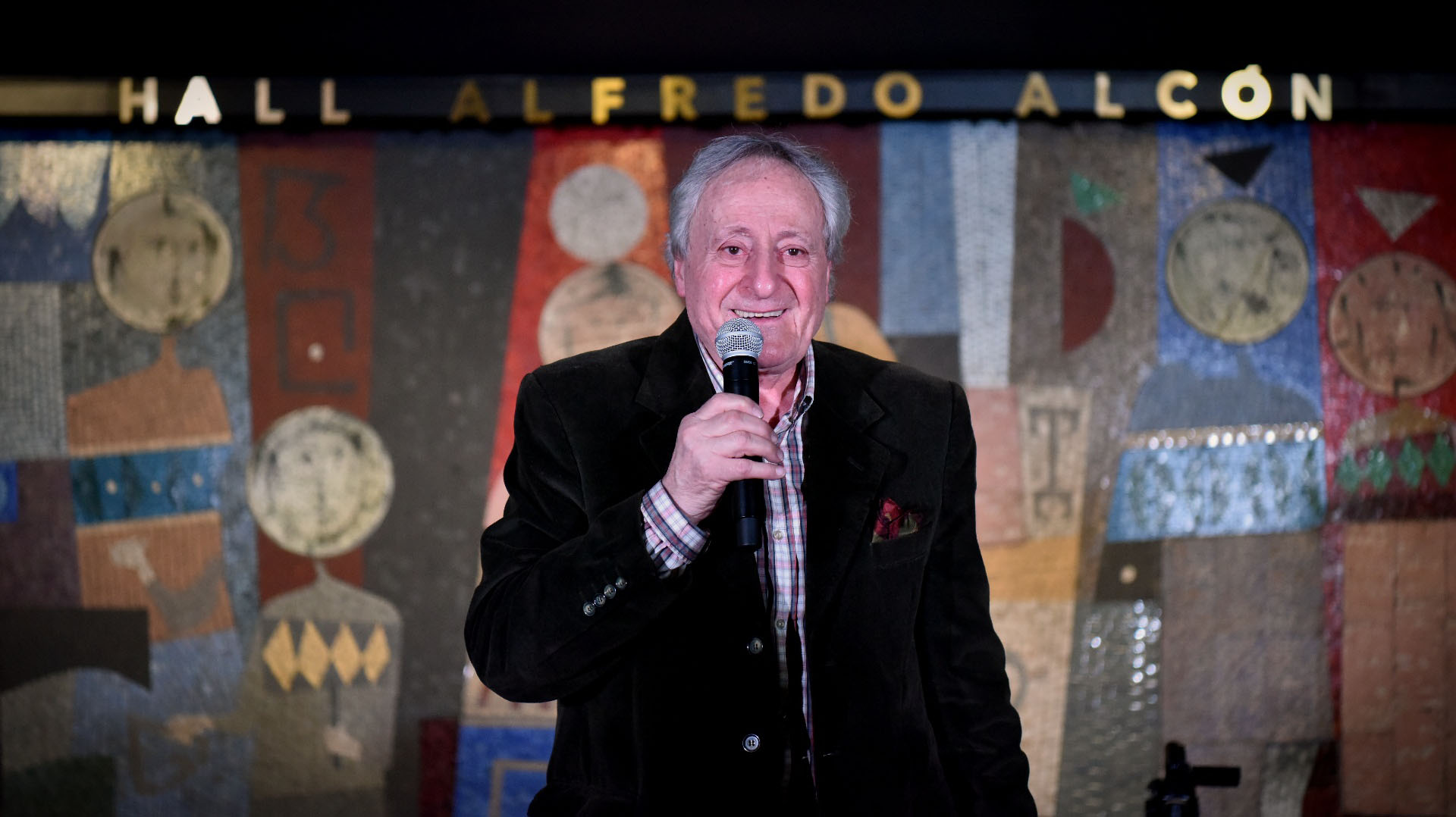 La actividad tuvo lugar en el Hall Central Alfredo Alcón