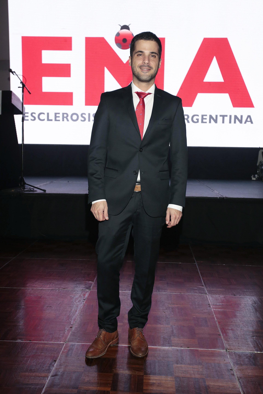 Alejo Lagouarde, ganador de Master Chef