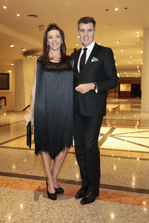 Fabiana Araujo y Alejandro Pérez Escoda