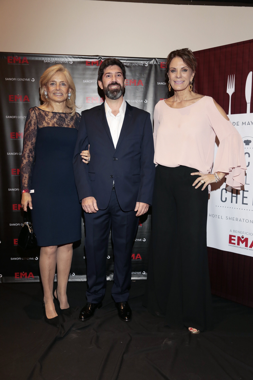 Cecilia Zuberbuhler, Diego Zito y Nequi Galotti