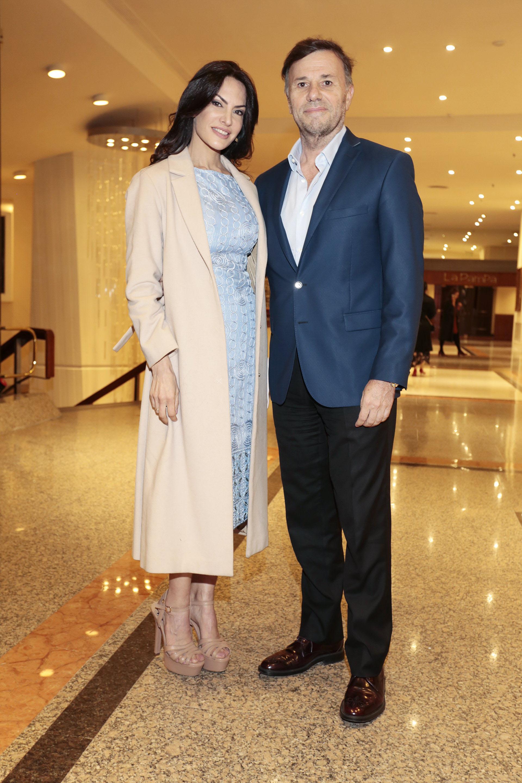 Ivana Pagés y Marcelo Valsecchi