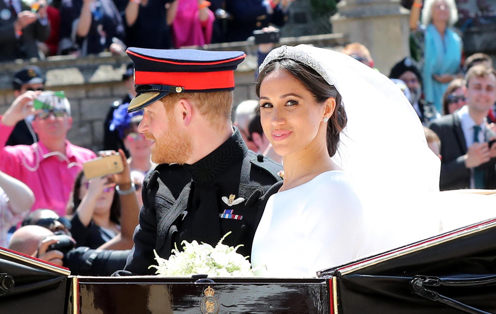 Harry lució su uniforme de gala de los Royal Marine (Reuters)