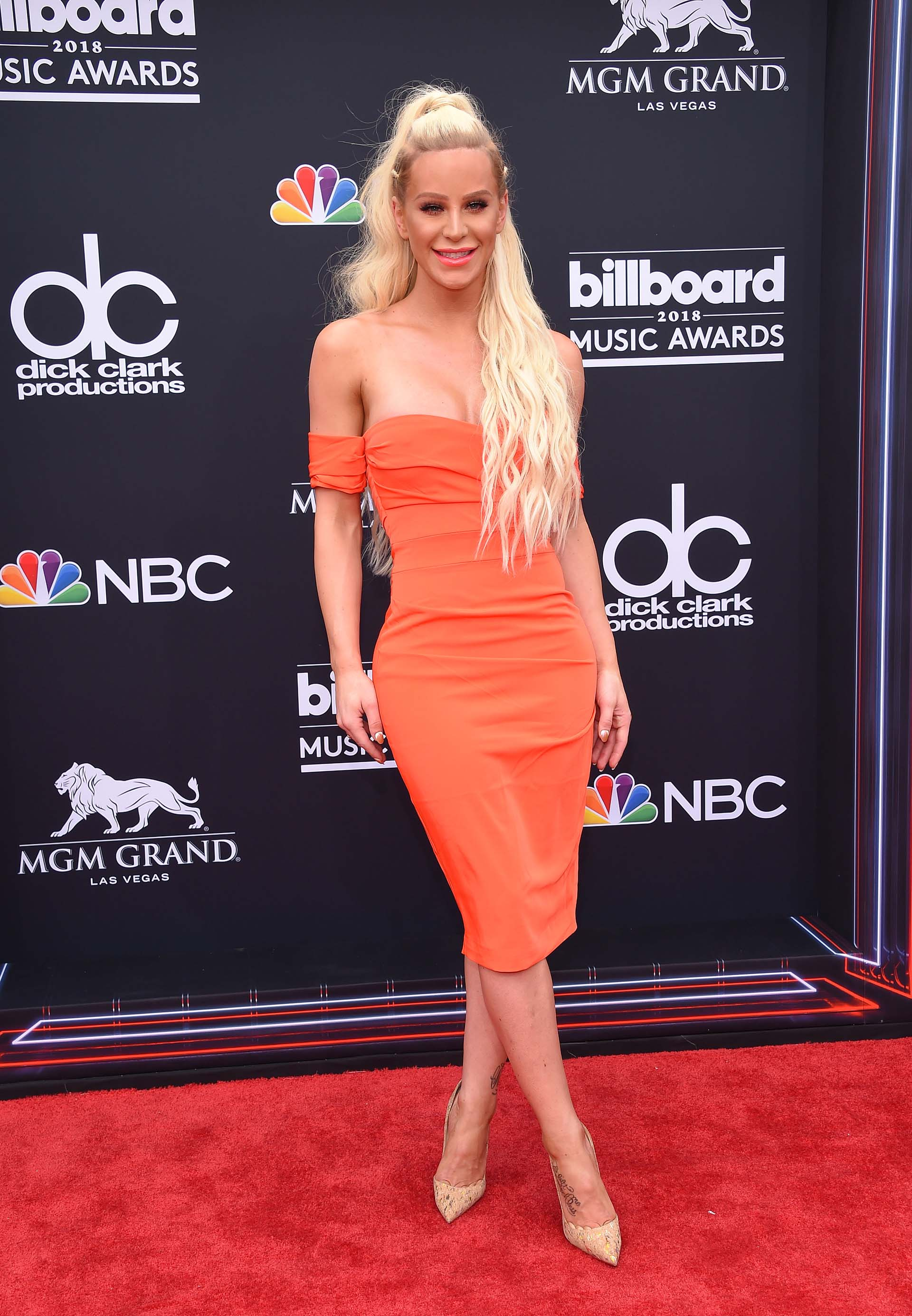 Gigi Gorgeous (AFP PHOTO / LISA O'CONNOR)