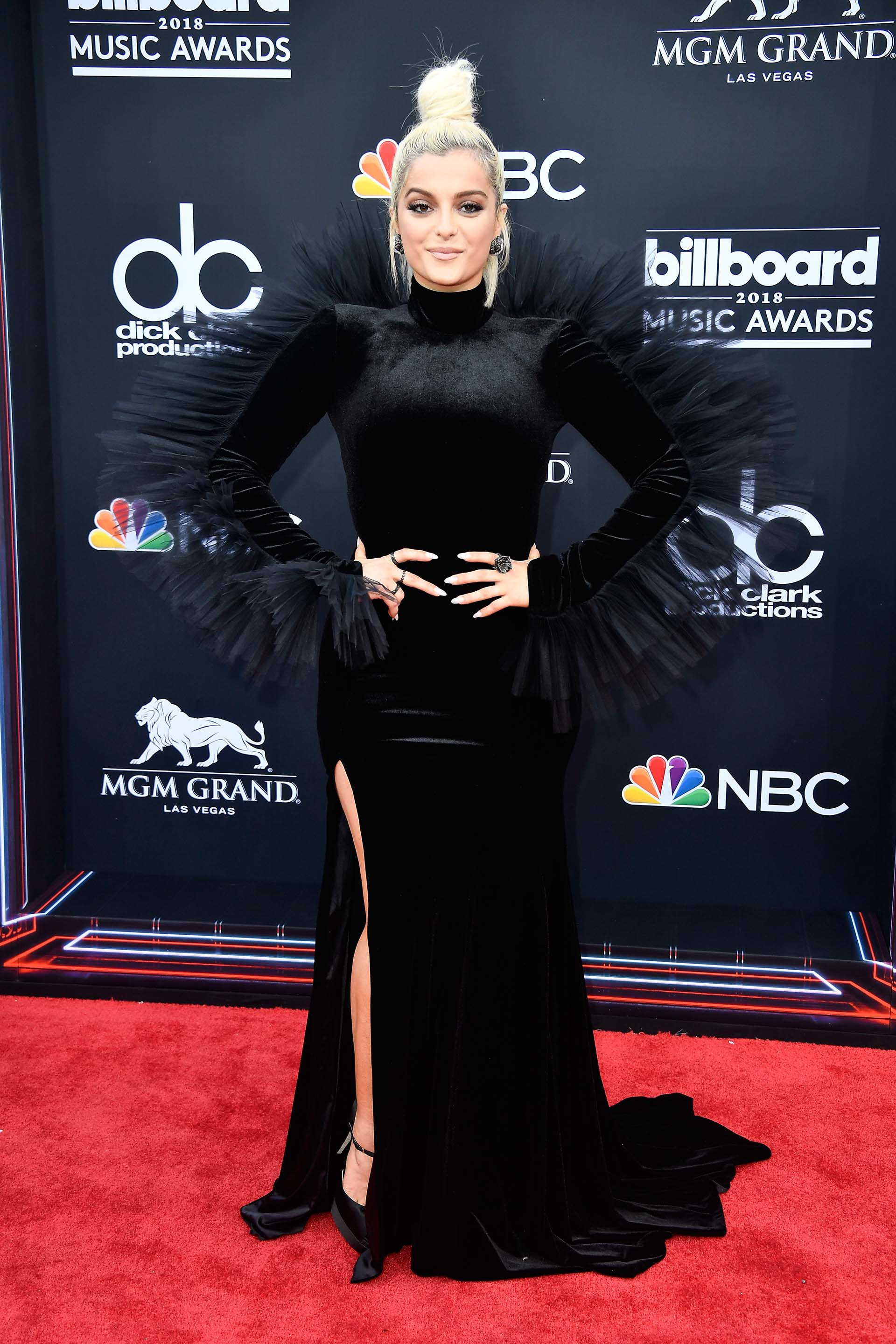 Bebe Rexha (Frazer Harrison/Getty Images/AFP)