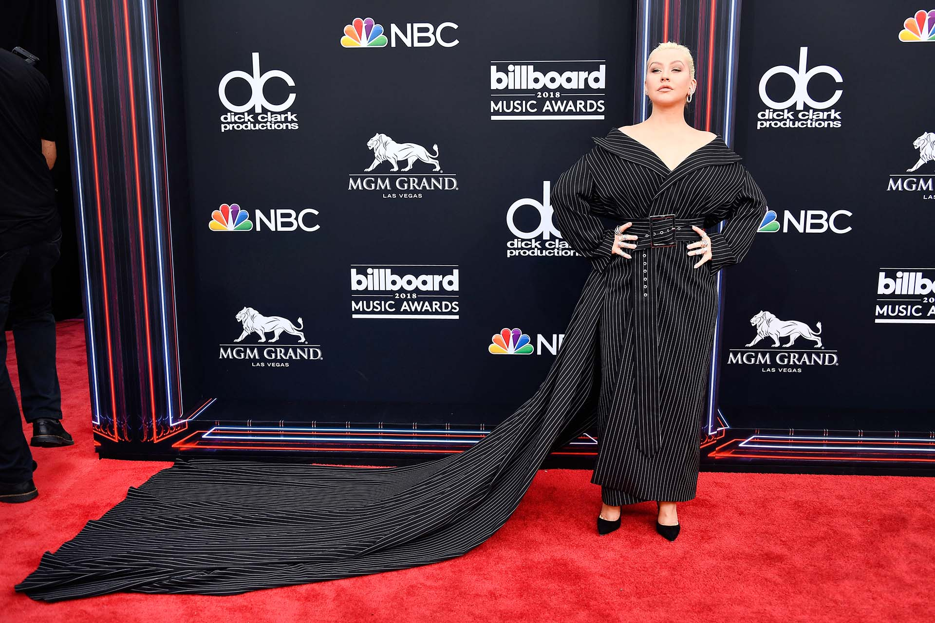Christina Aguilera (Frazer Harrison/Getty Images/AFP)