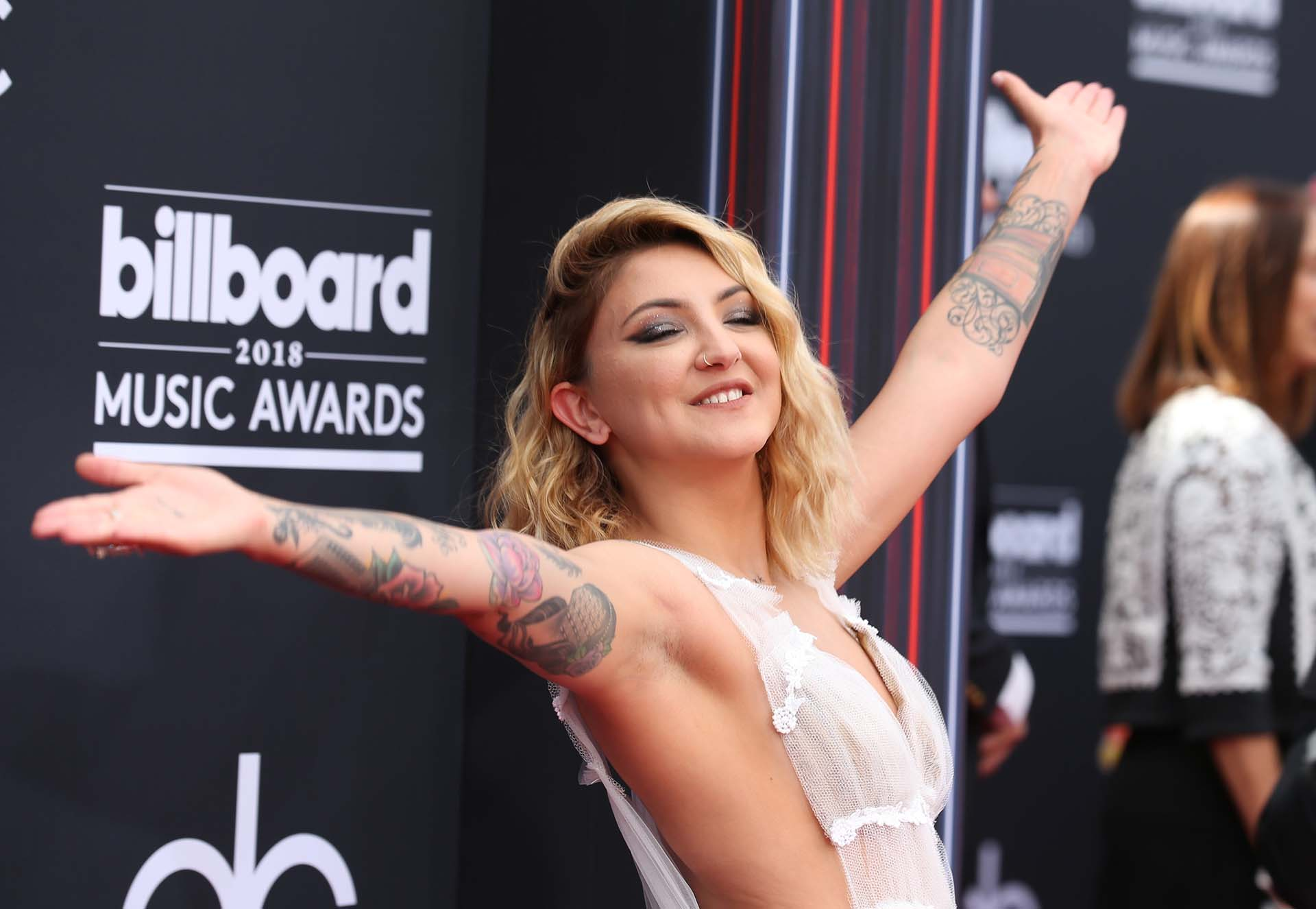 Las fotos de la alfombra roja de los Billboard Music Awards 2018 ...