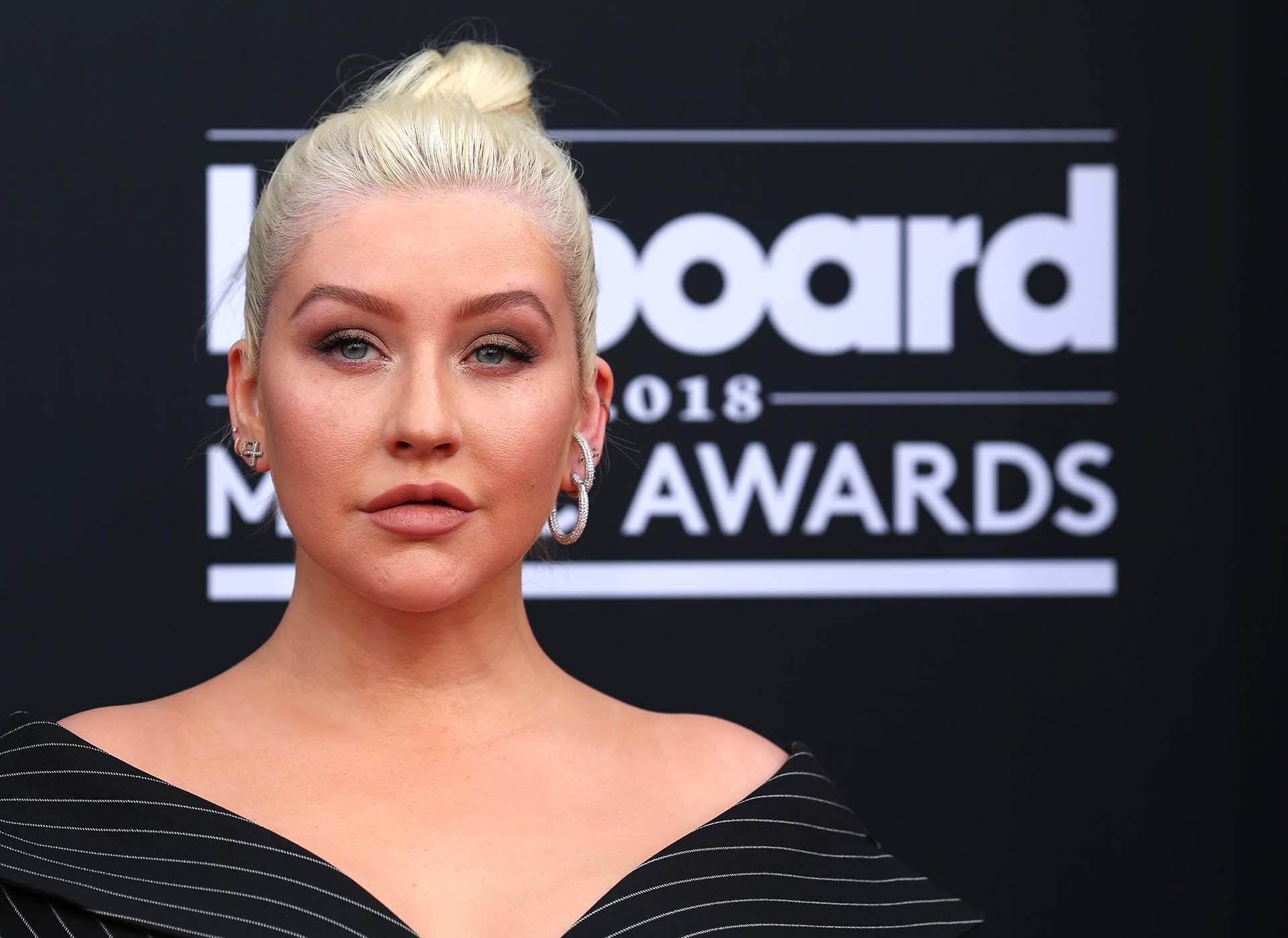 Christina Aguilera (REUTERS/Steve Marcus)