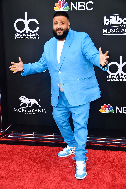 DJ Khaled (Frazer Harrison/Getty Images/AFP)