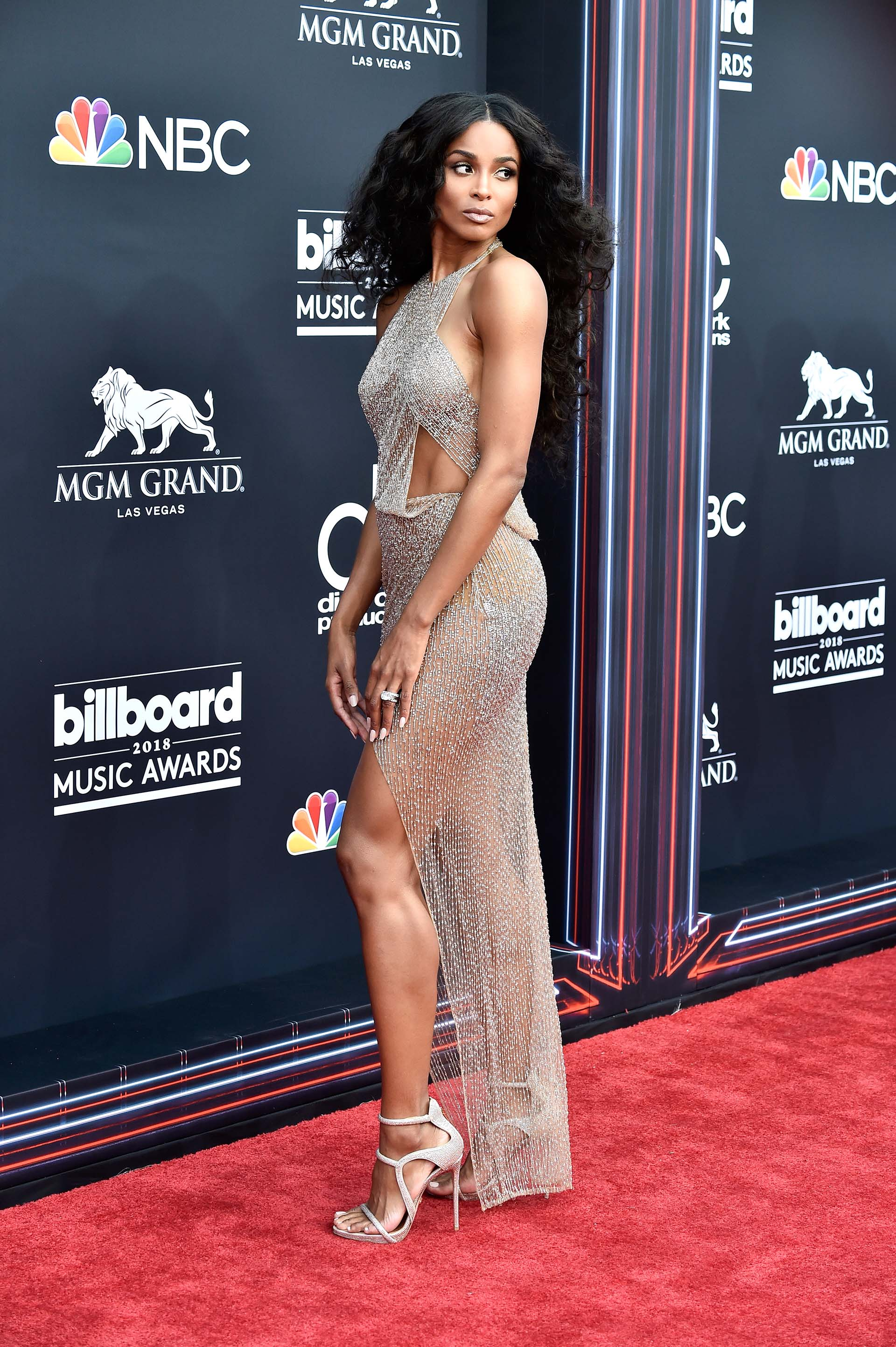 Ciara attends (Frazer Harrison/Getty Images/AFP)