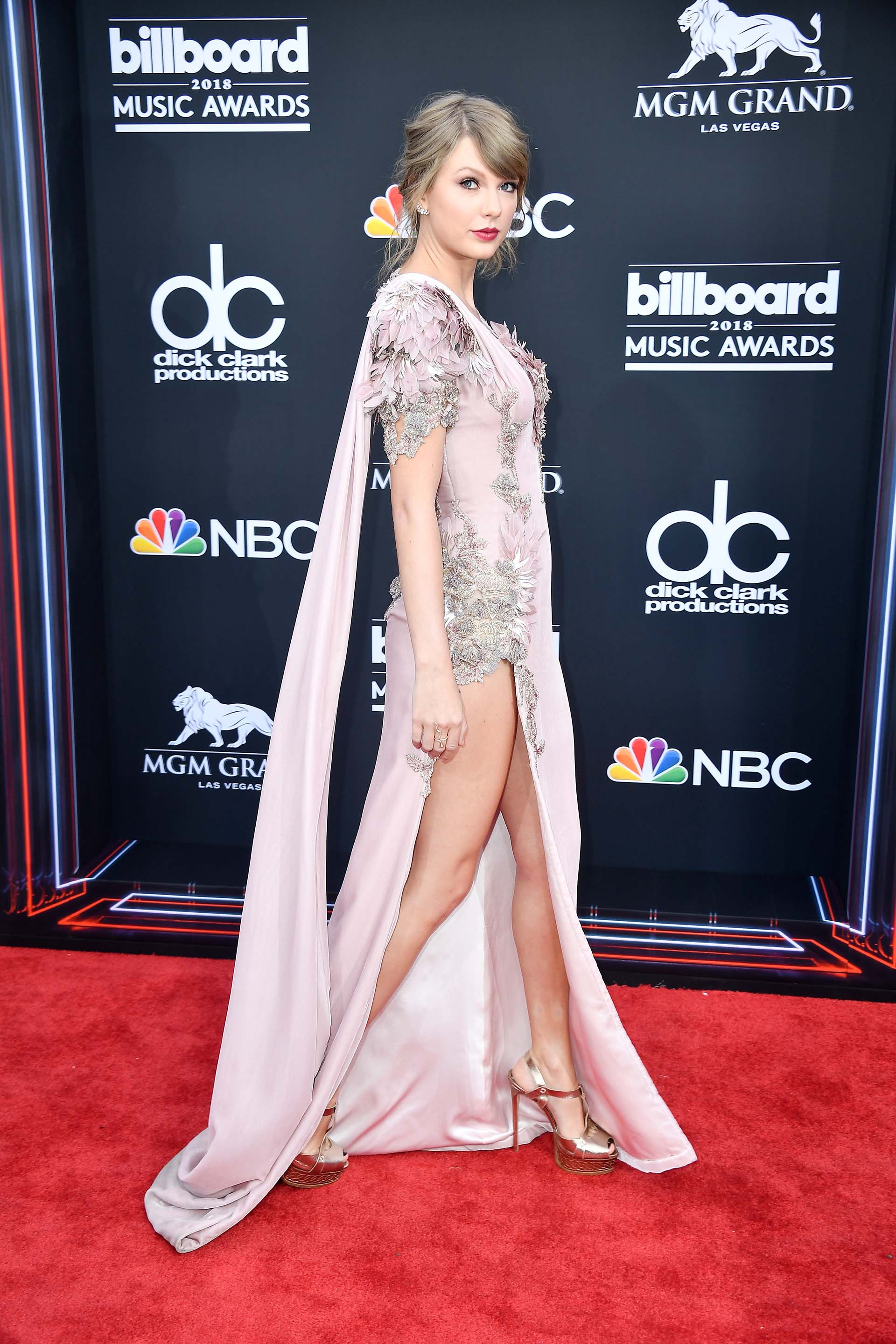 Taylor Swift (Frazer Harrison/Getty Images/AFP)