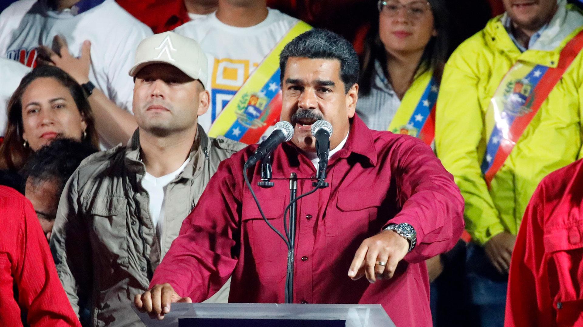 Tras la llegada de Nicolás Maduro al poder, el chavismo he perdido una enorme cantidad de votos, incluso de acuerdo a sus propias cifras (Reuters)