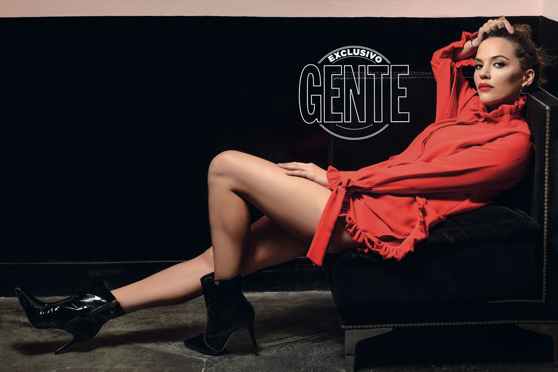 Ivana Figueiras (Foto Fabián Uset/revista GENTE)