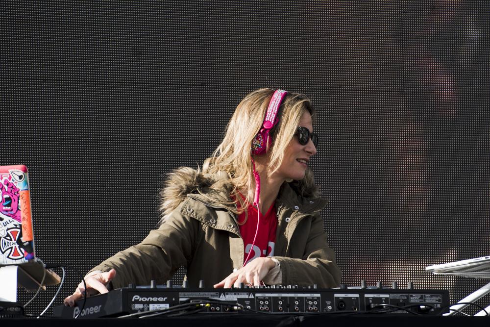 Puli Di María le puso música al evento
