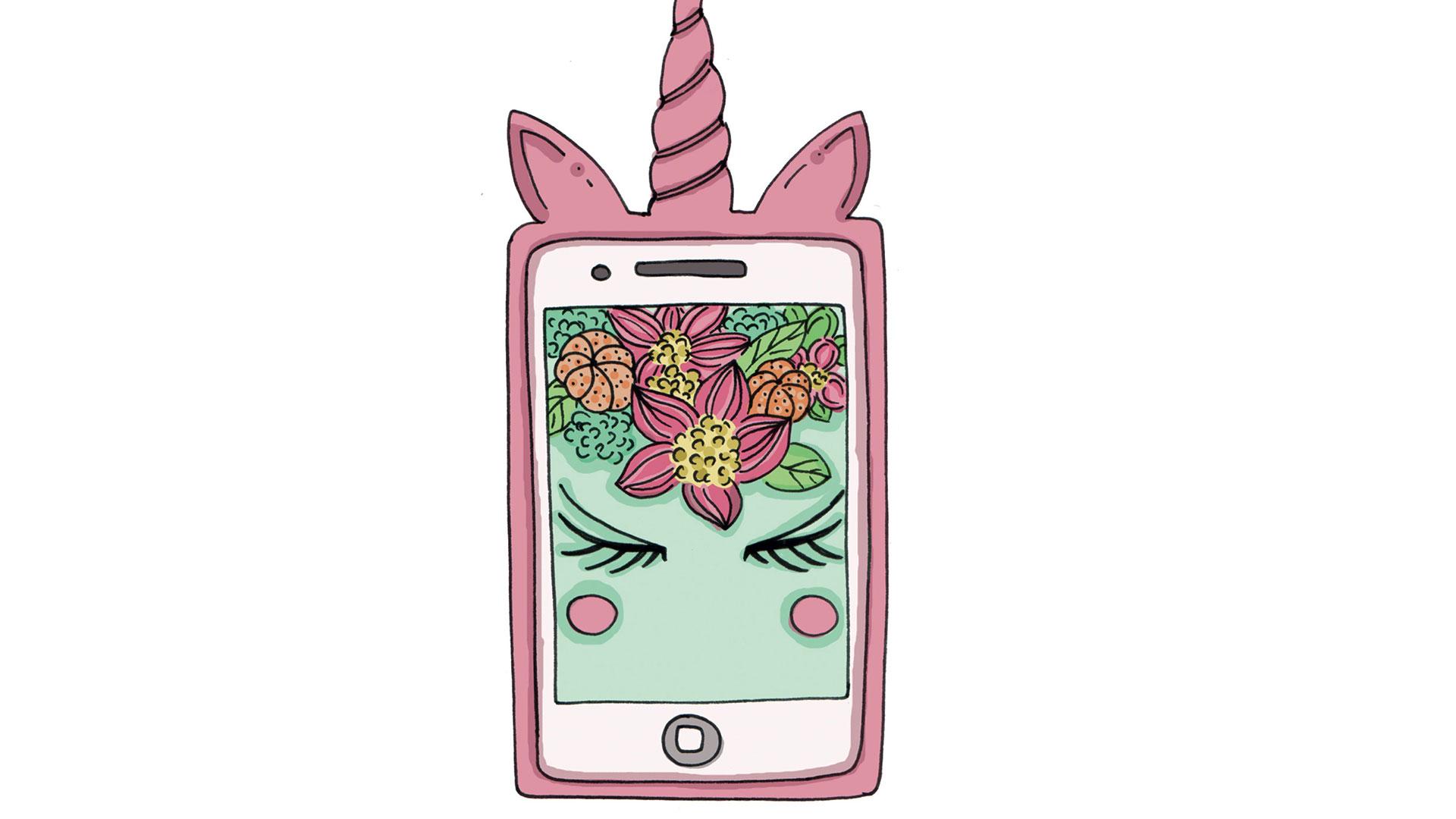 La pantalla preferida de los centennials es el celular
