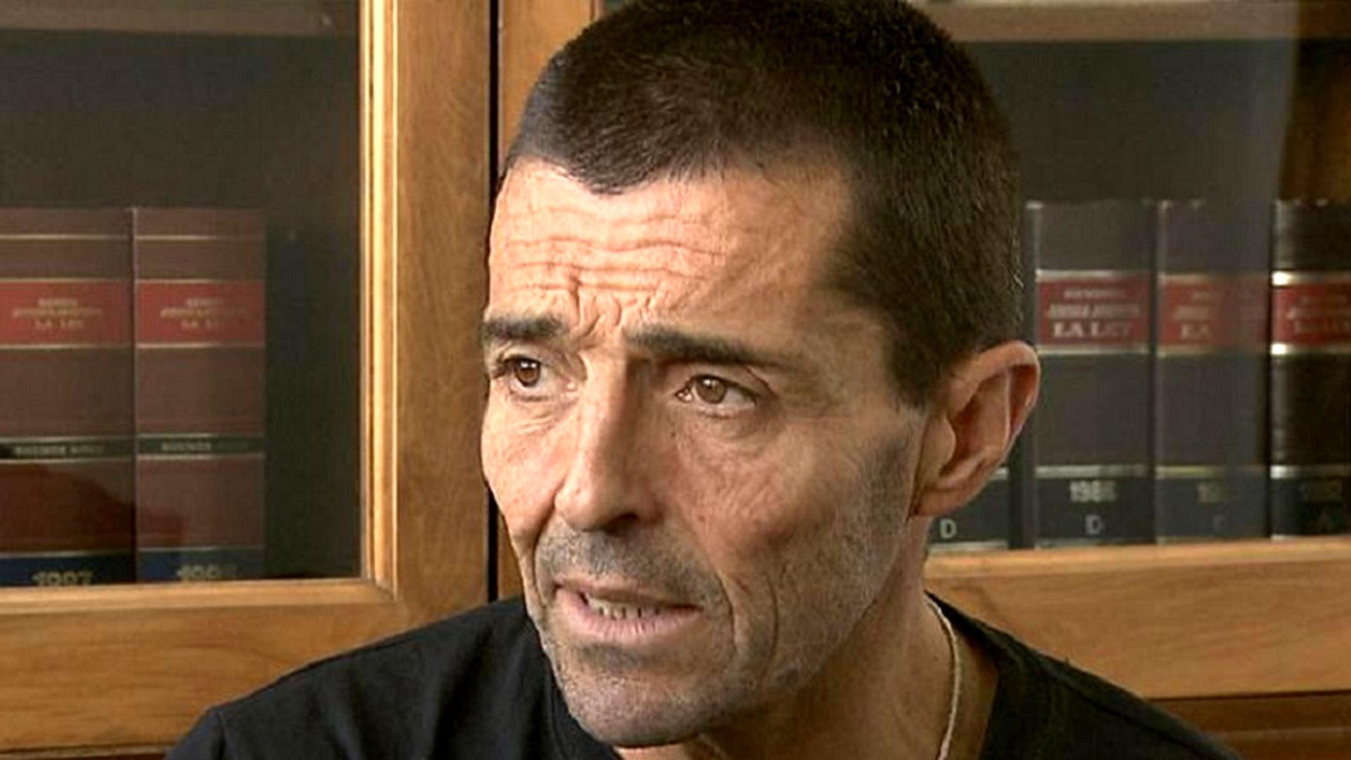 El fiscal federal Federico Delgado