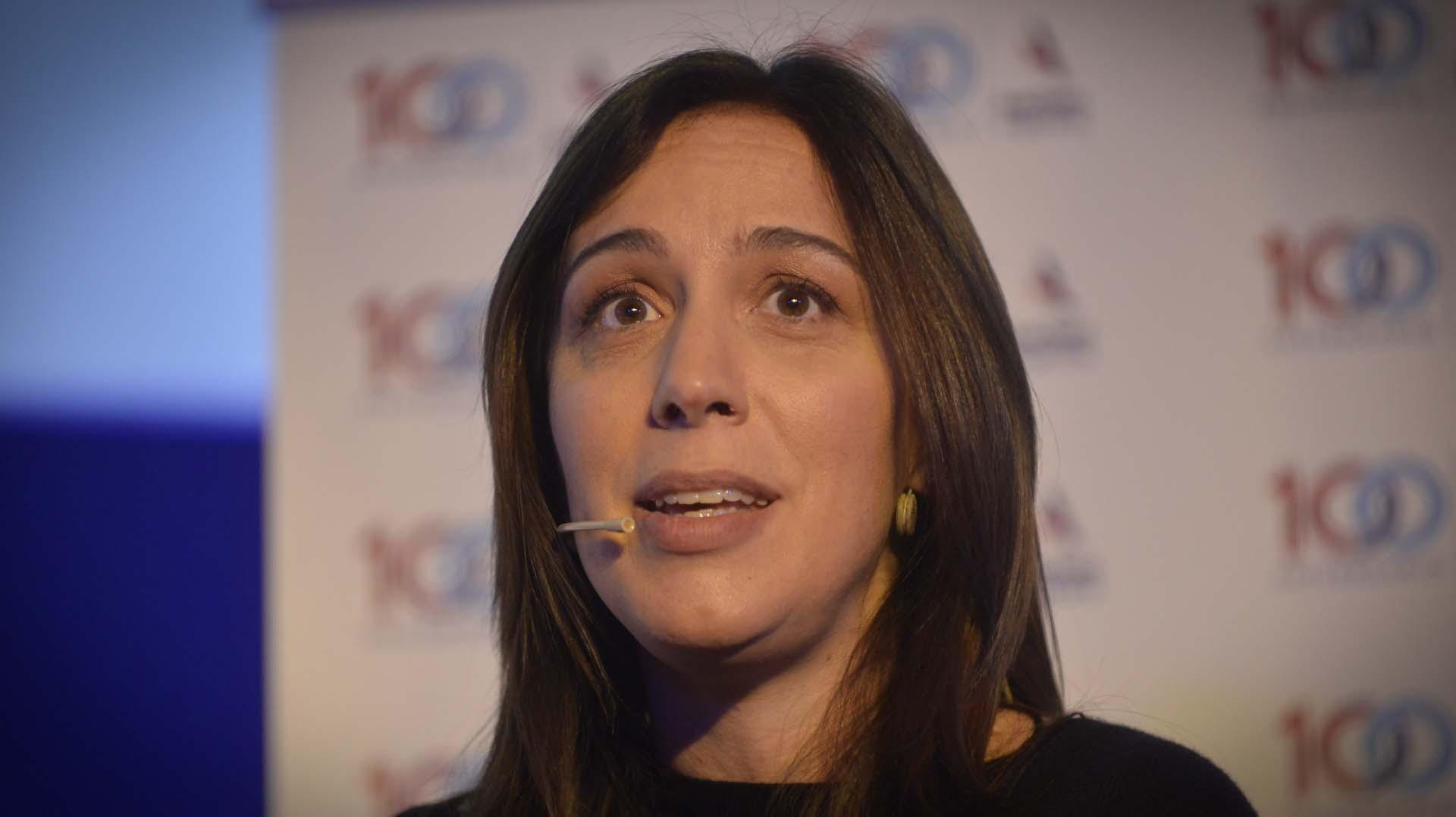 María Eugenia Vidal, gobernadora bonaerense (foto de archivo: Gustavo Gavotti)