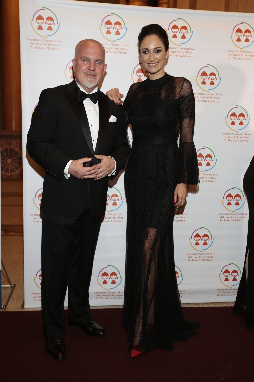Juan Ignacio Penlowskyj y Gabriela Sobrado