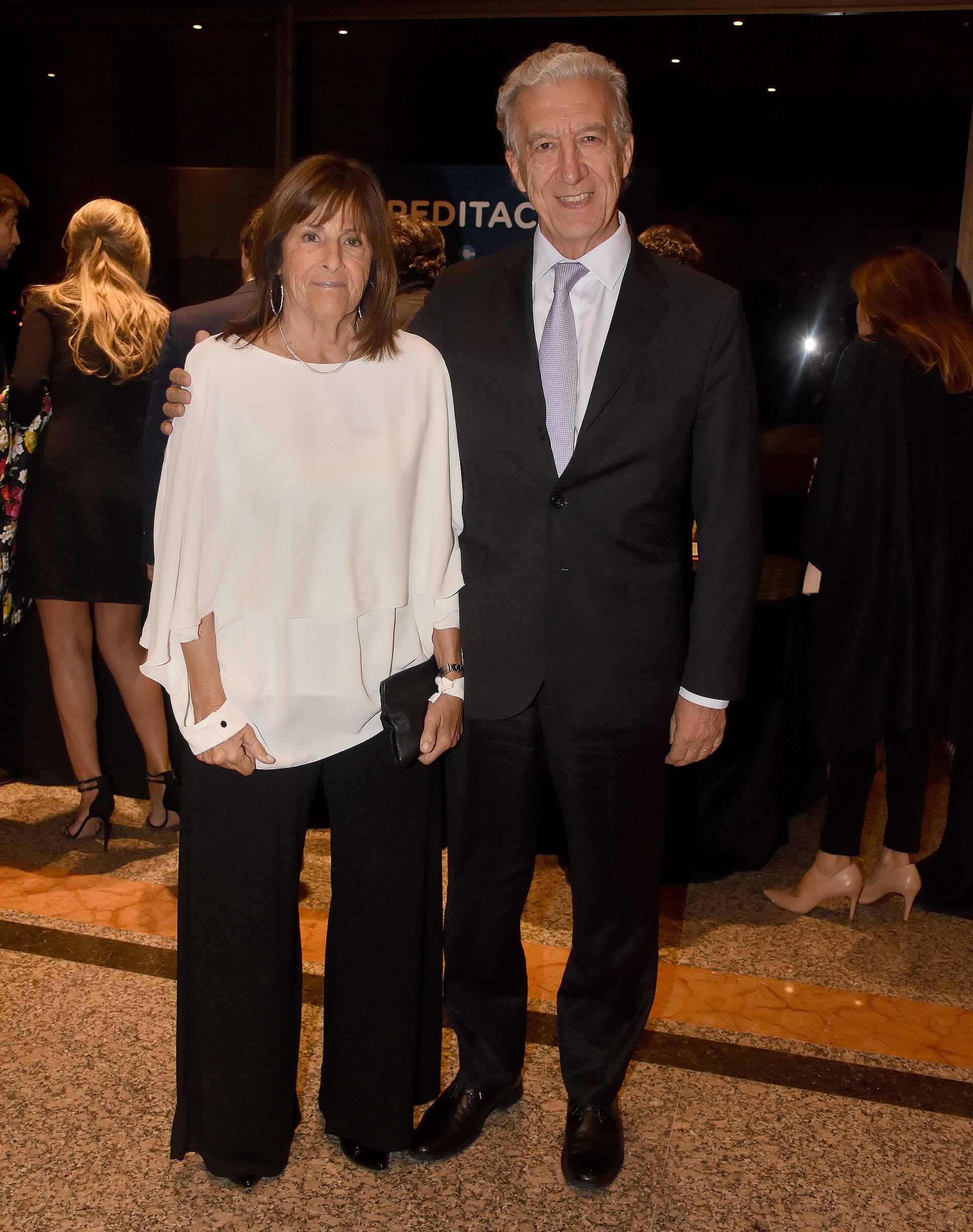 Jaime Campos, presidente de la Asociación Empresaria Argentina (AEA)