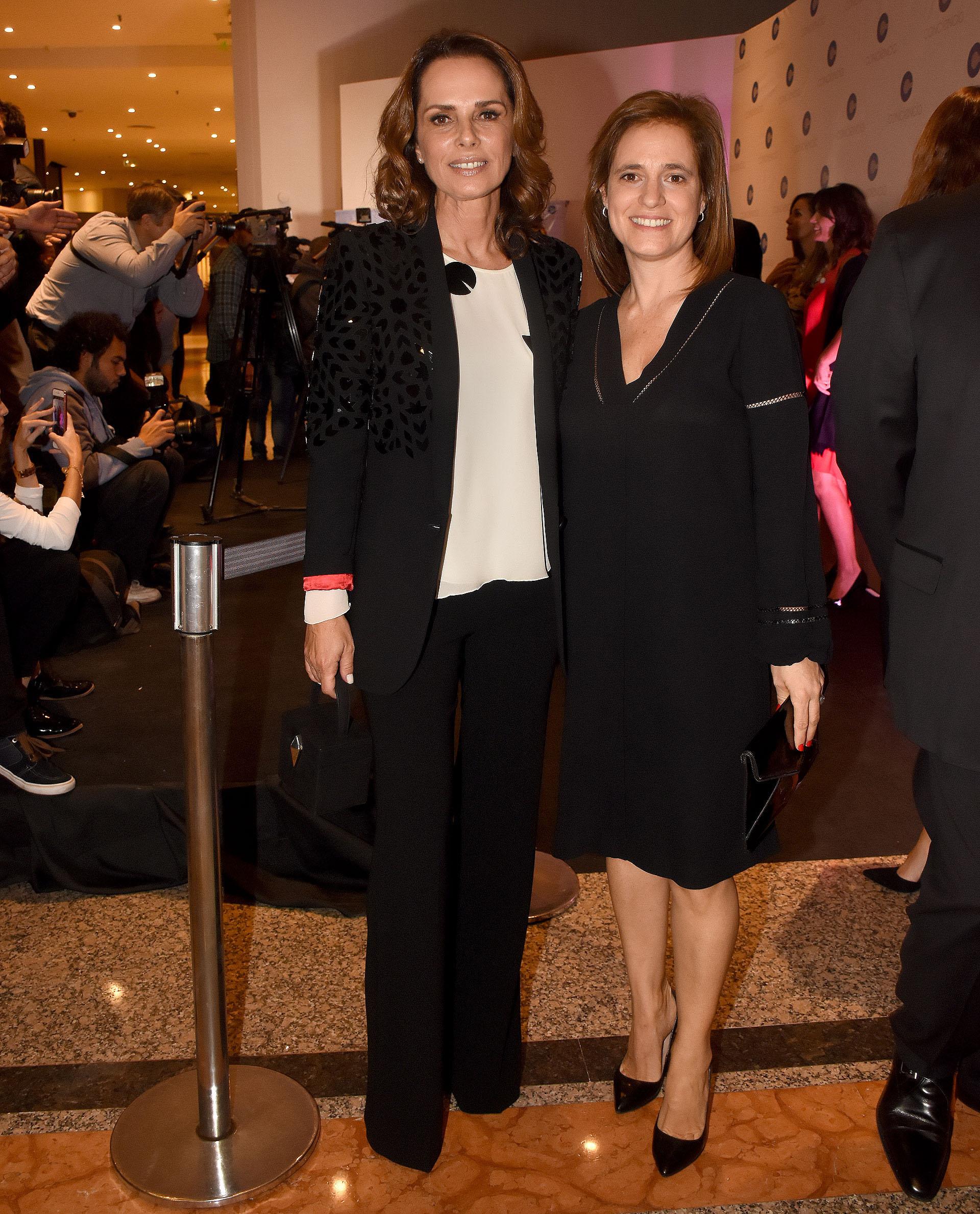 Nathalie Sielecki y Silvina Pueyrredon