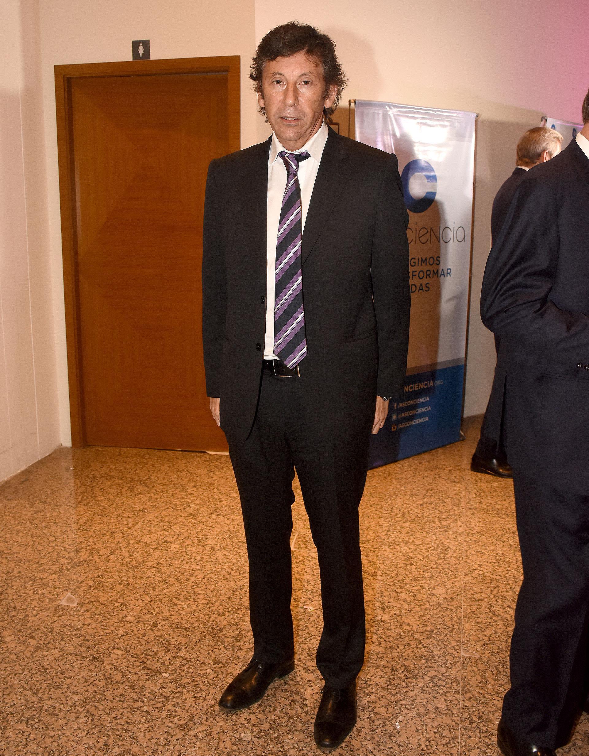 El intendente de San Isidro, Gustavo Posse
