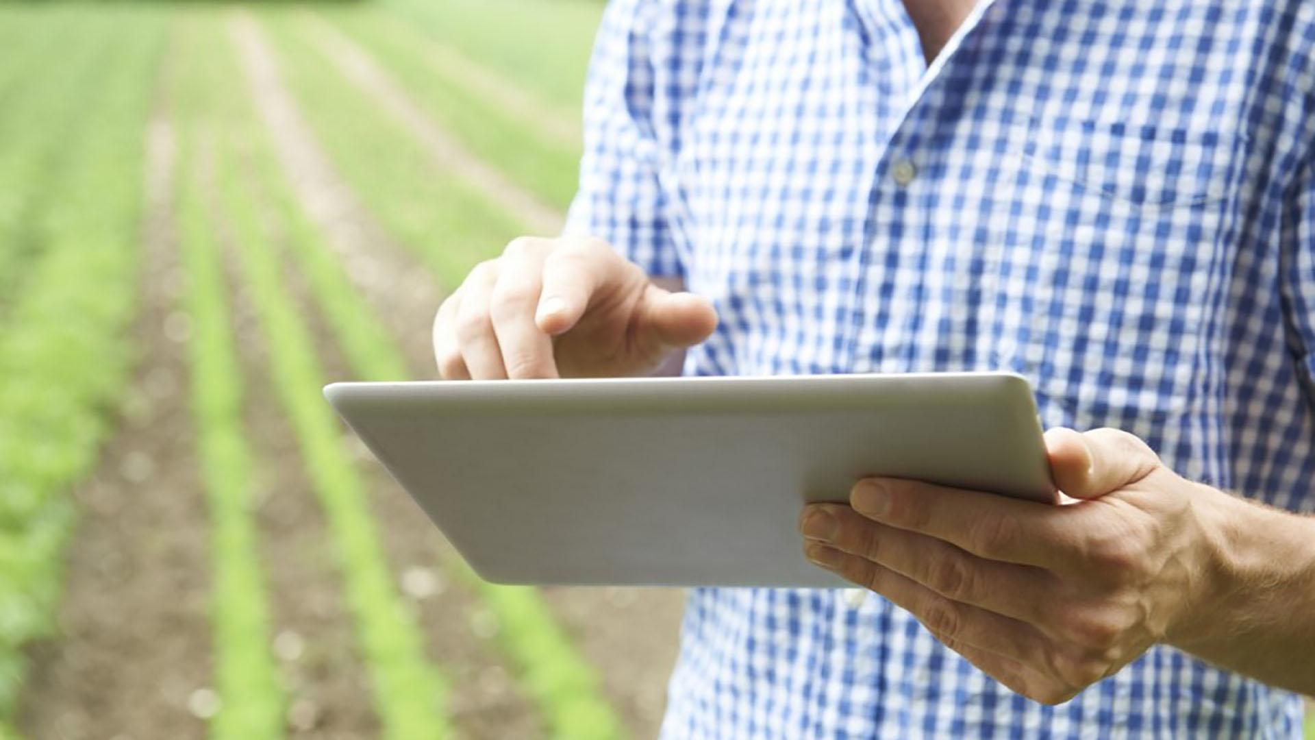 El campo 4.0 puede aplicar tecnología para disminuir riesgos.