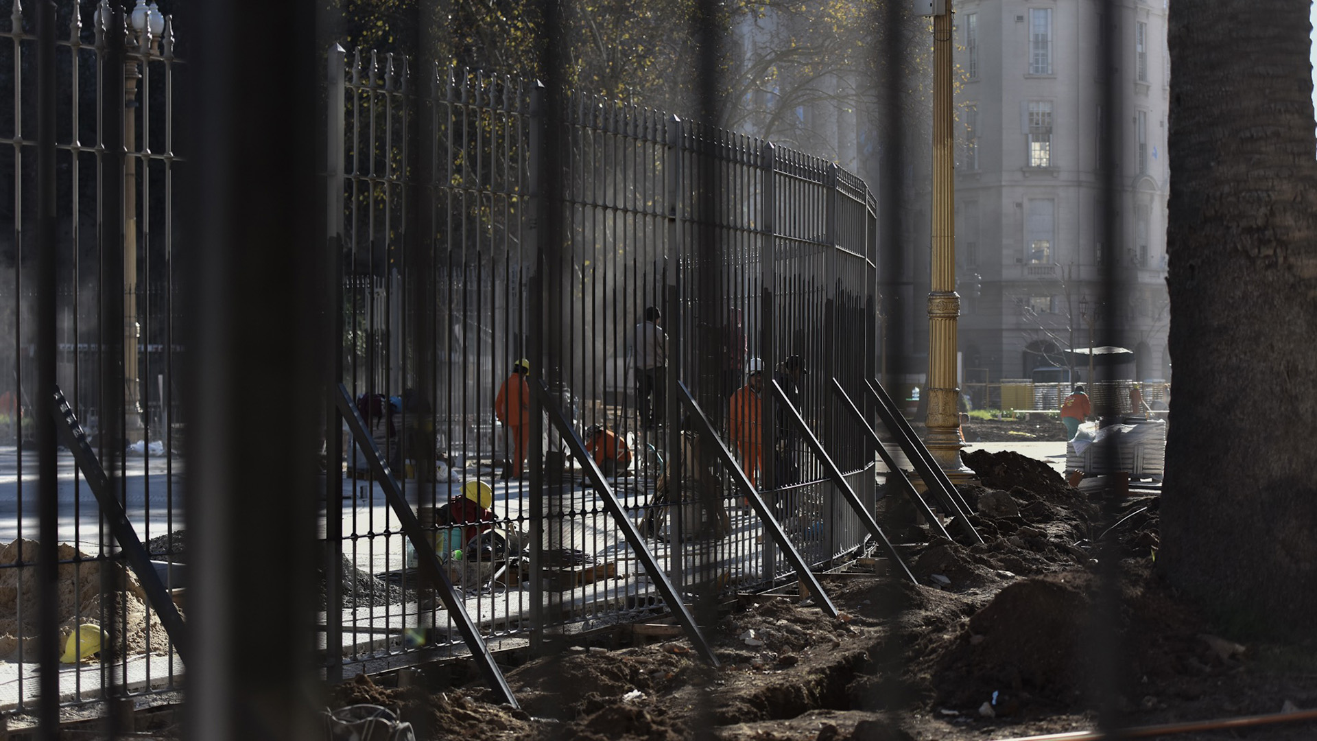 El cerco se instalará en forma transversal desde Hipólito Yrigoyen hasta Rivadavia