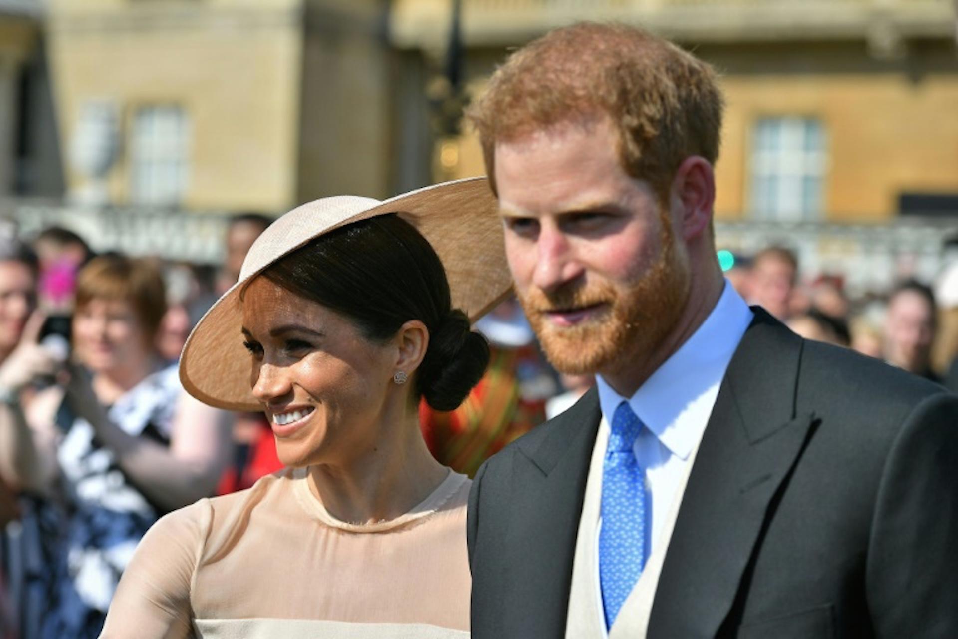 La celebración del 70º cumpleaños del príncipe Carlos en el Palacio de Buckingham fue el debut de Meghan Markle como Duquesa de Sussex.
