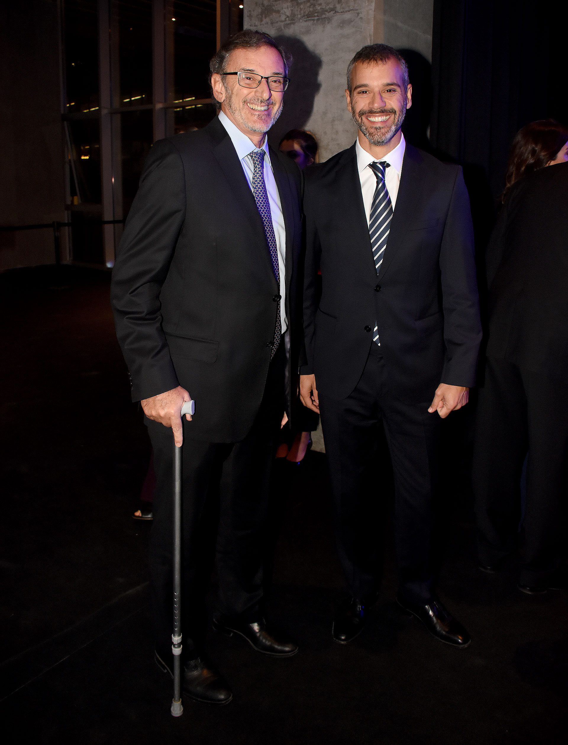 Claudio Cesario y Matías Beltrán (JP Morgan)