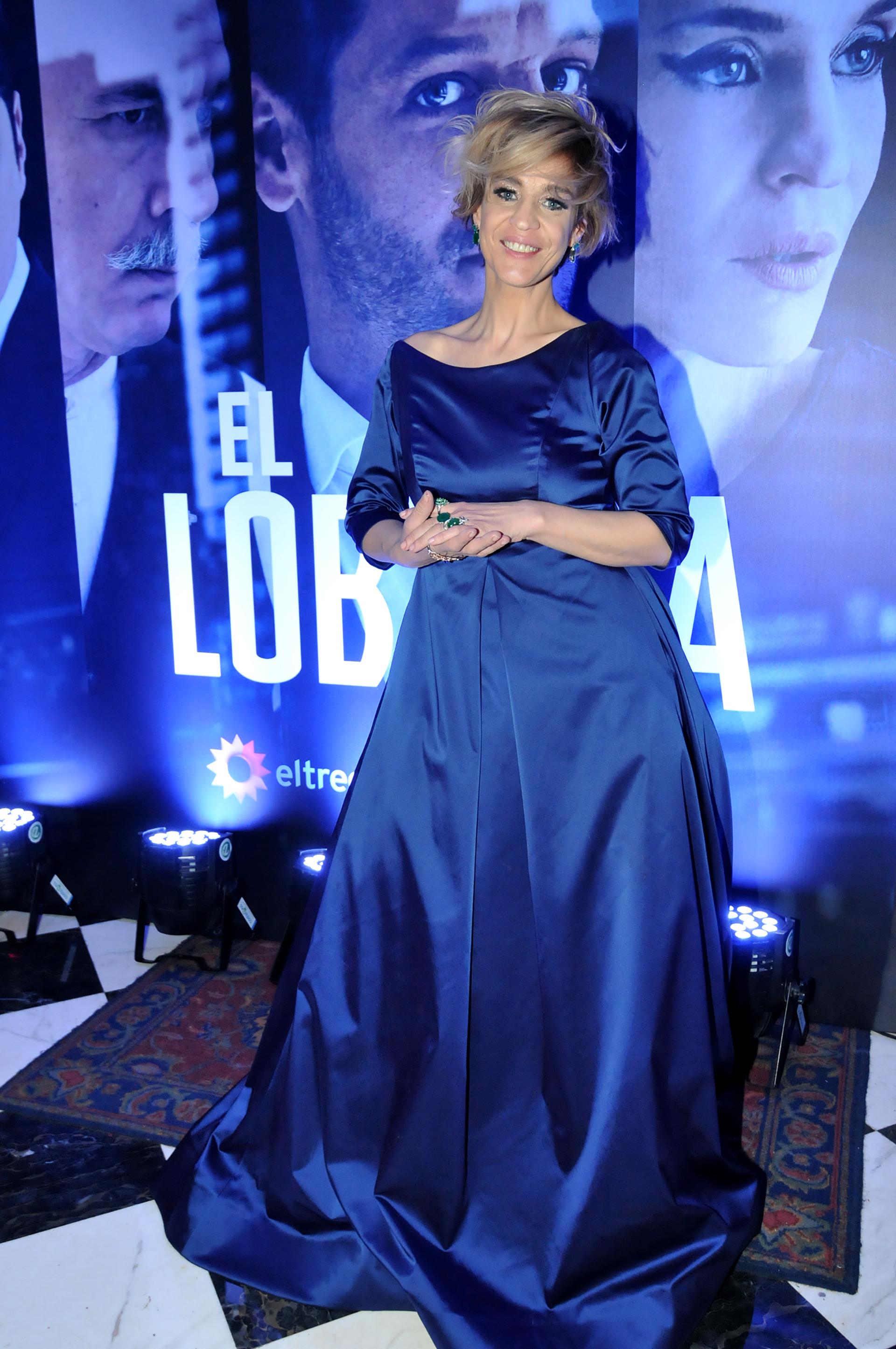 Leticia Brédice interpreta aNatalia Ocampo, la máxima competidora de Matías Franco. Ambos vivirán en pugna, repartiéndose victorias y derrotas por igual