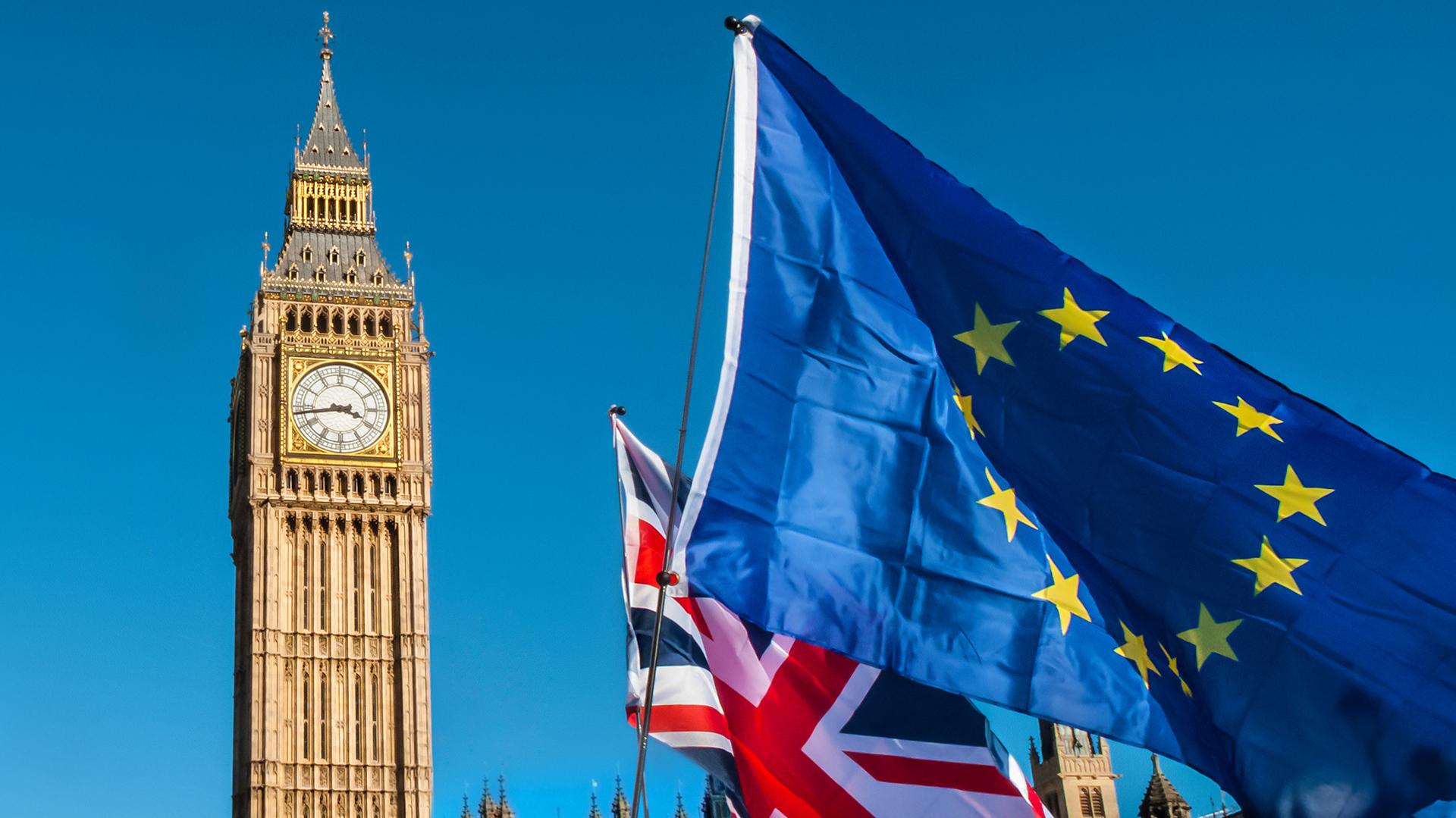 El 23 de junio de 2016 Inglaterra votó por la salida del país de la Unión Europea. El 29 de marzo de 2019 se espera que esta decisión entre en vigor (Getty)