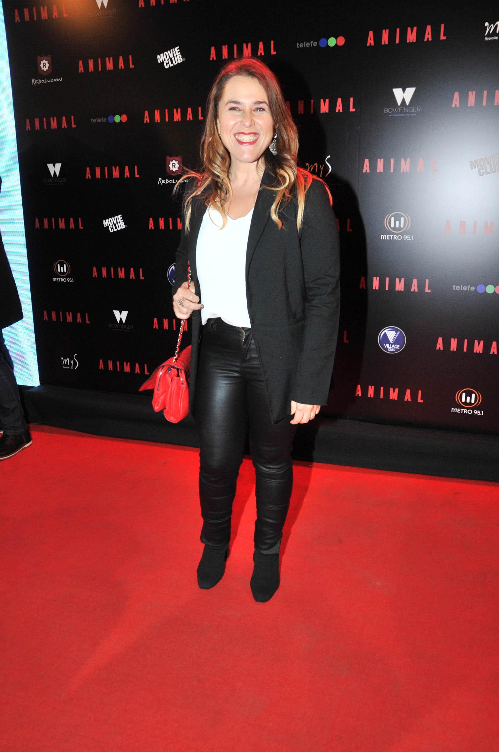 Malena Guinzburg (Verónica Guerman / Teleshow)