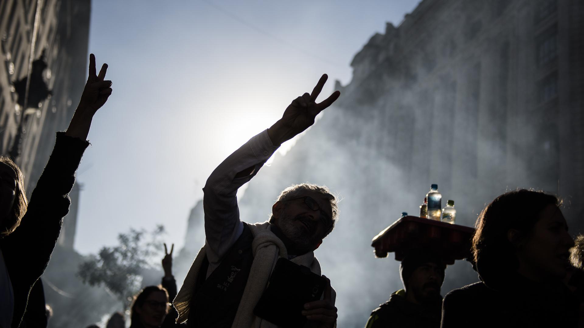 43 fotos de la marcha de los gremios docentes en la plaza for Plazas de docentes 2016