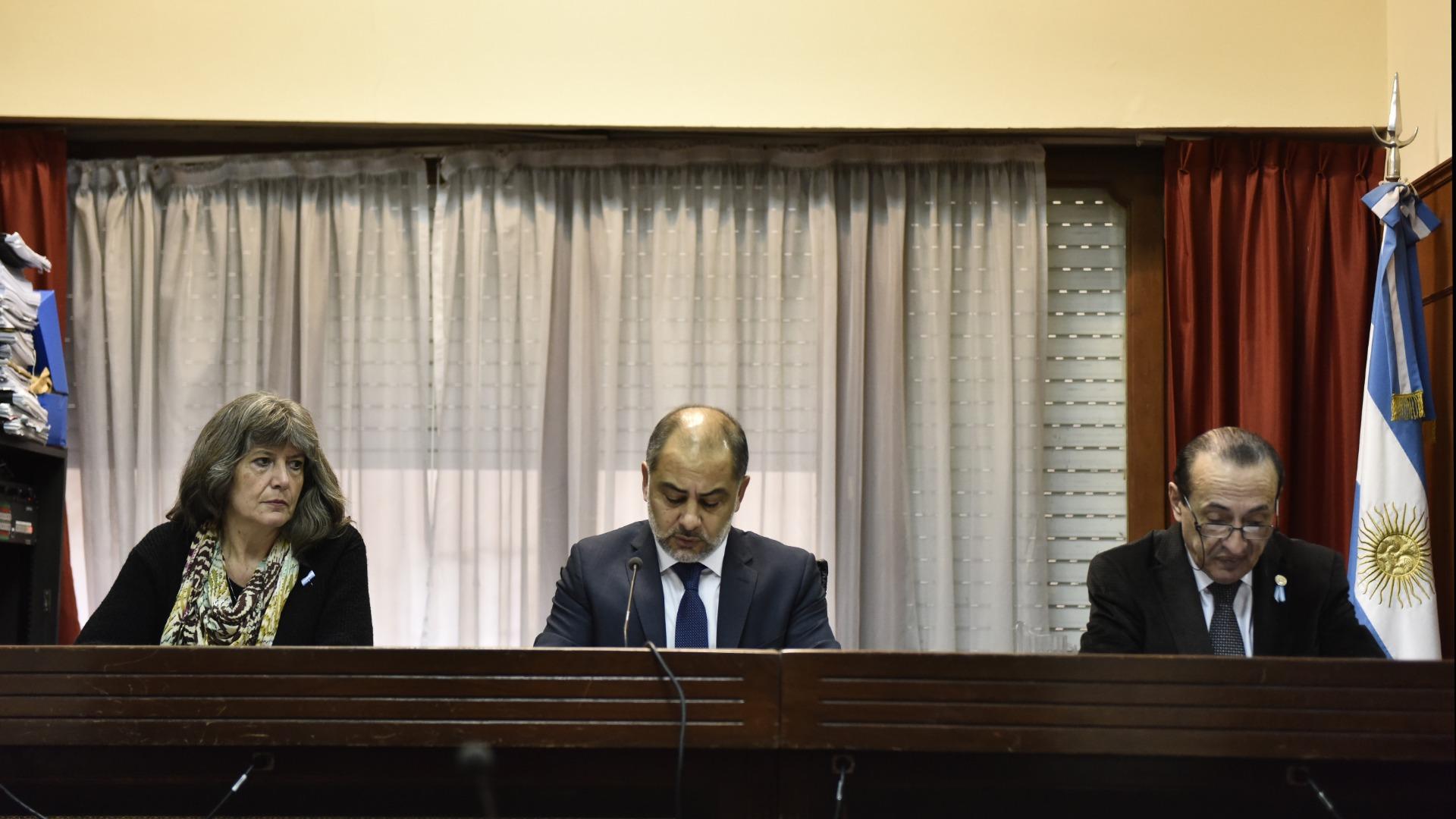 El Tribunal Oral Criminal Nº 25 expulsó a Patiño