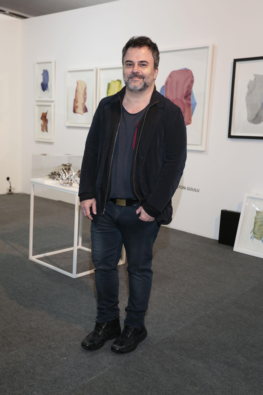 El director general de Desarrollo Cultural, Diego Radivoy