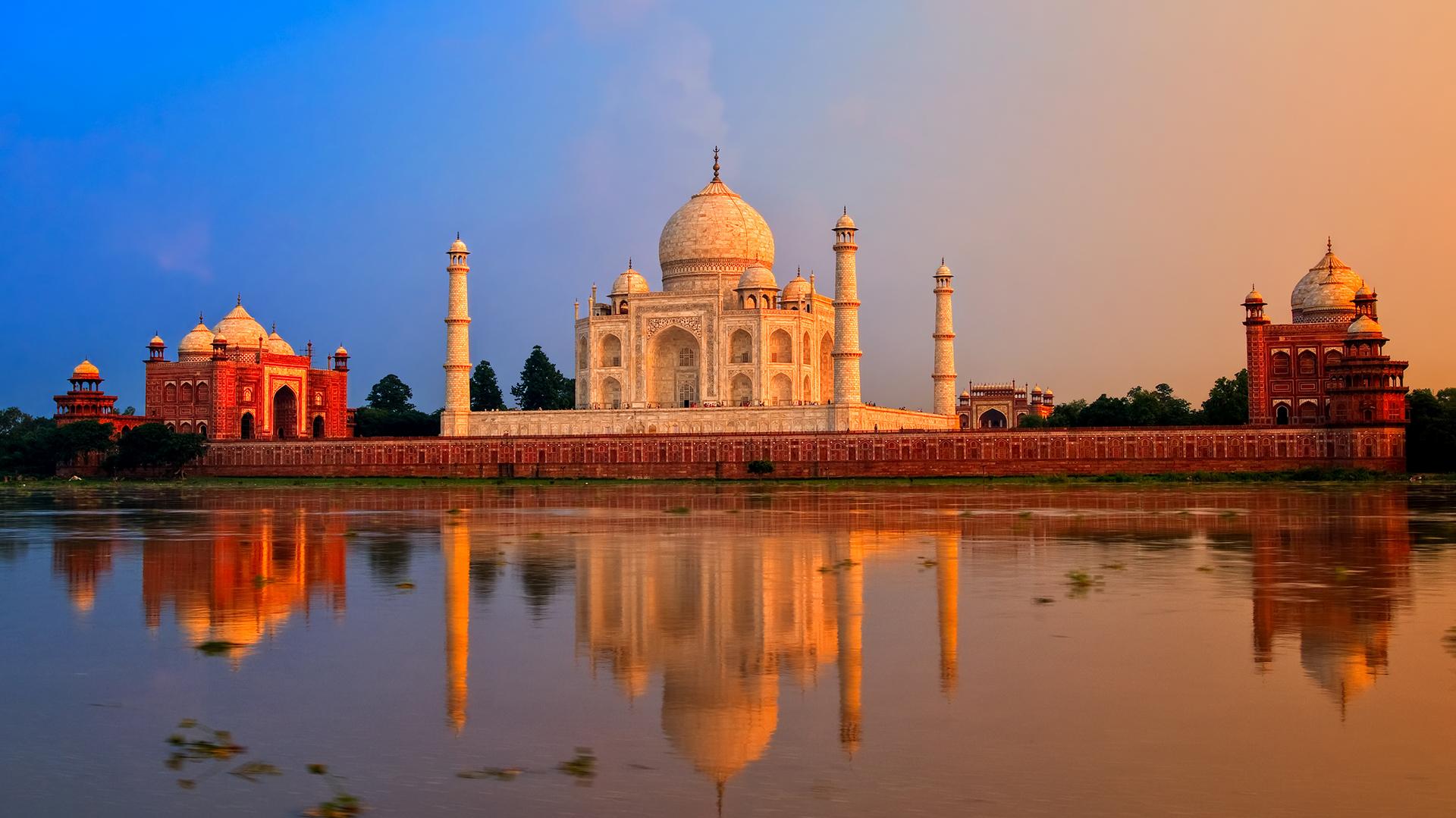 El Taj Mahal es una de las Siete Maravillas del Mundo (Getty Images)