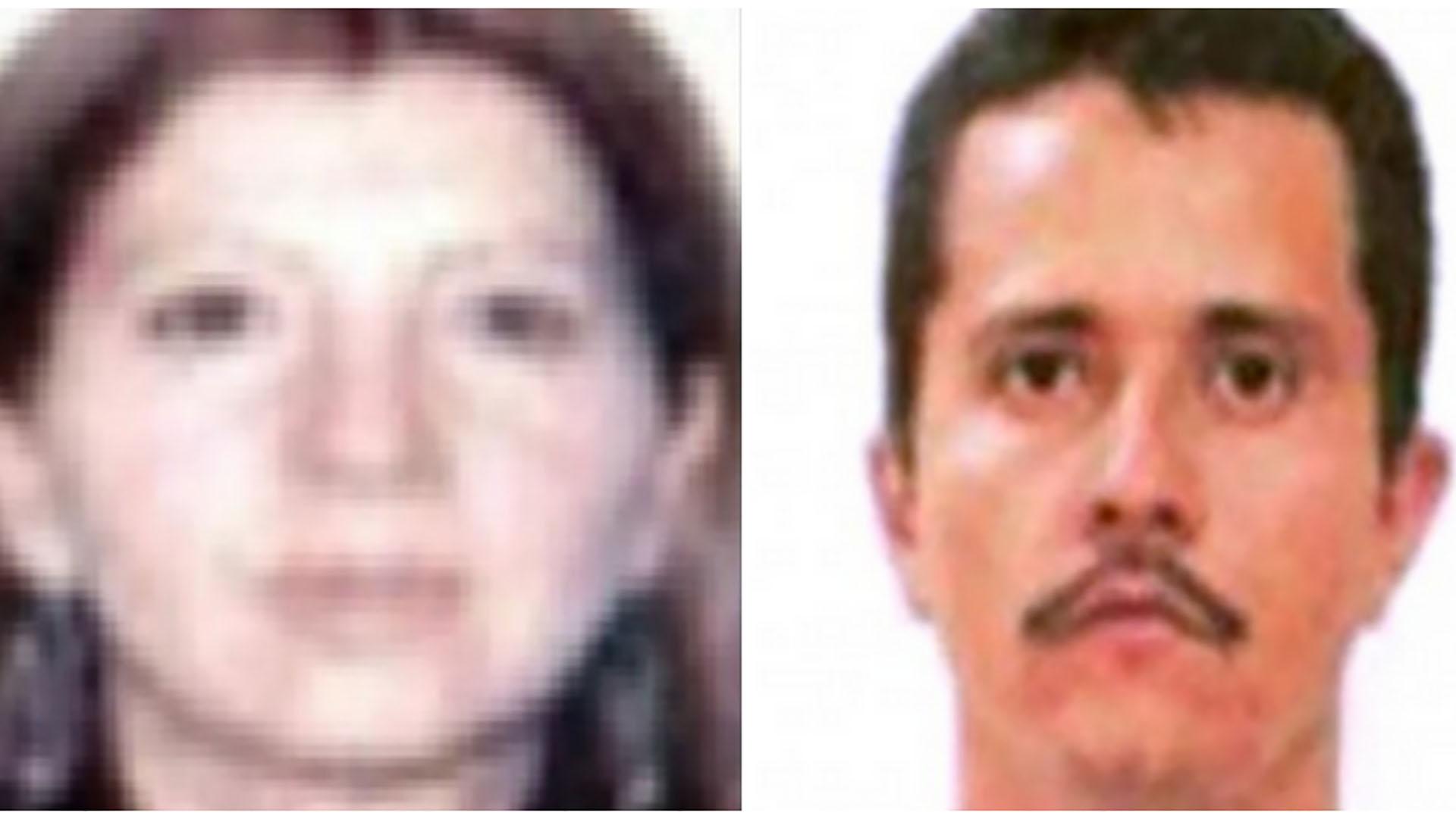 """Rosalinda Gonzalez Valencia y Nemesio Oseguera formaron la alianza de sangre entre """"Los Cuinis"""" y el CJNG."""