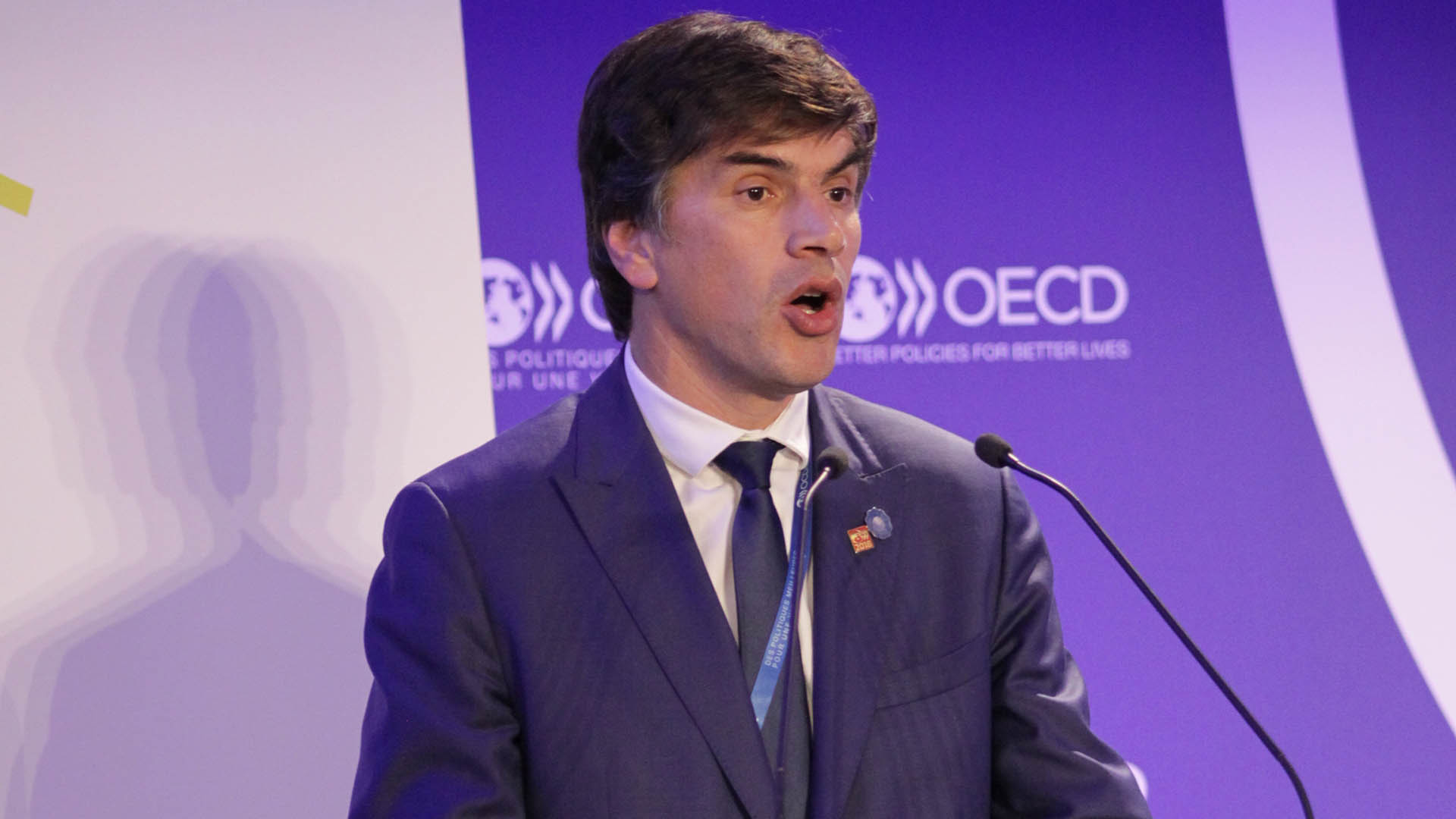 Horacio Reyser, secretario de Relaciones Económicas Internacionales de Cancillería