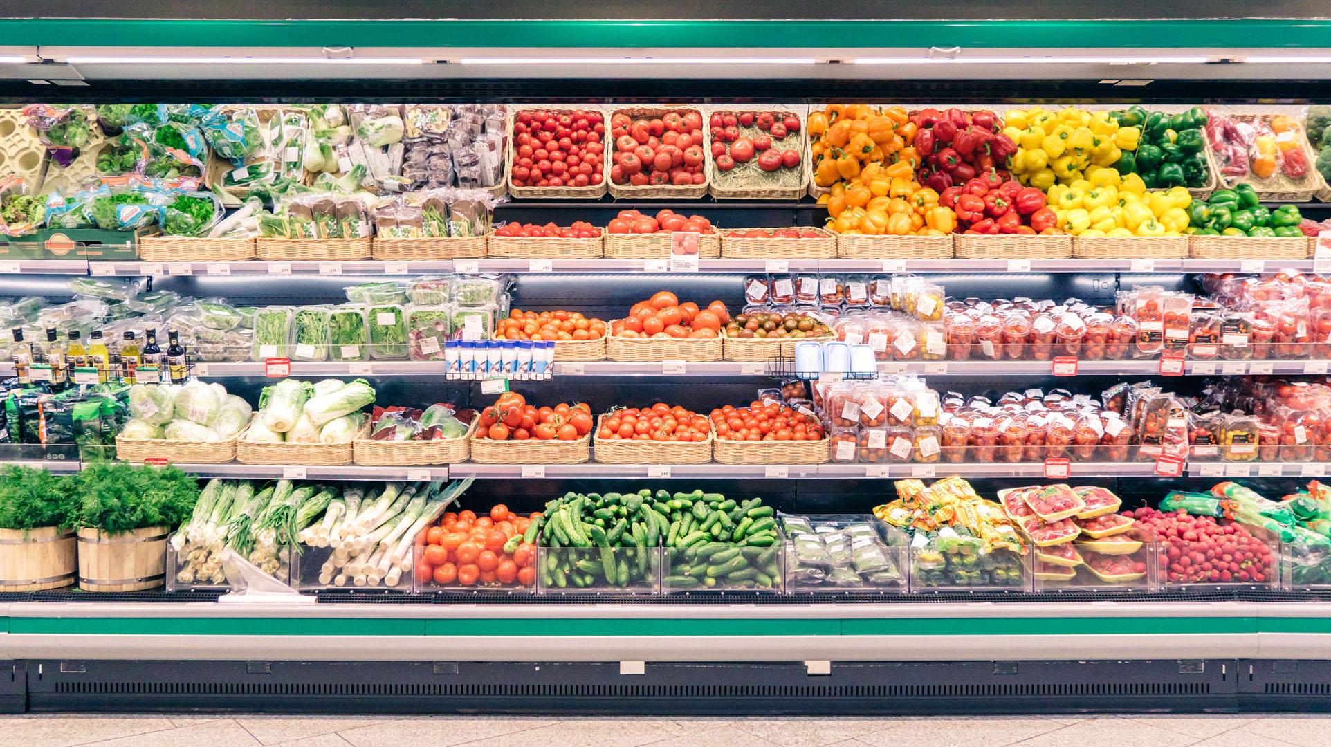 De los 10 productos que reflejaron mayores aumentos en 2018, ocho son alimentos