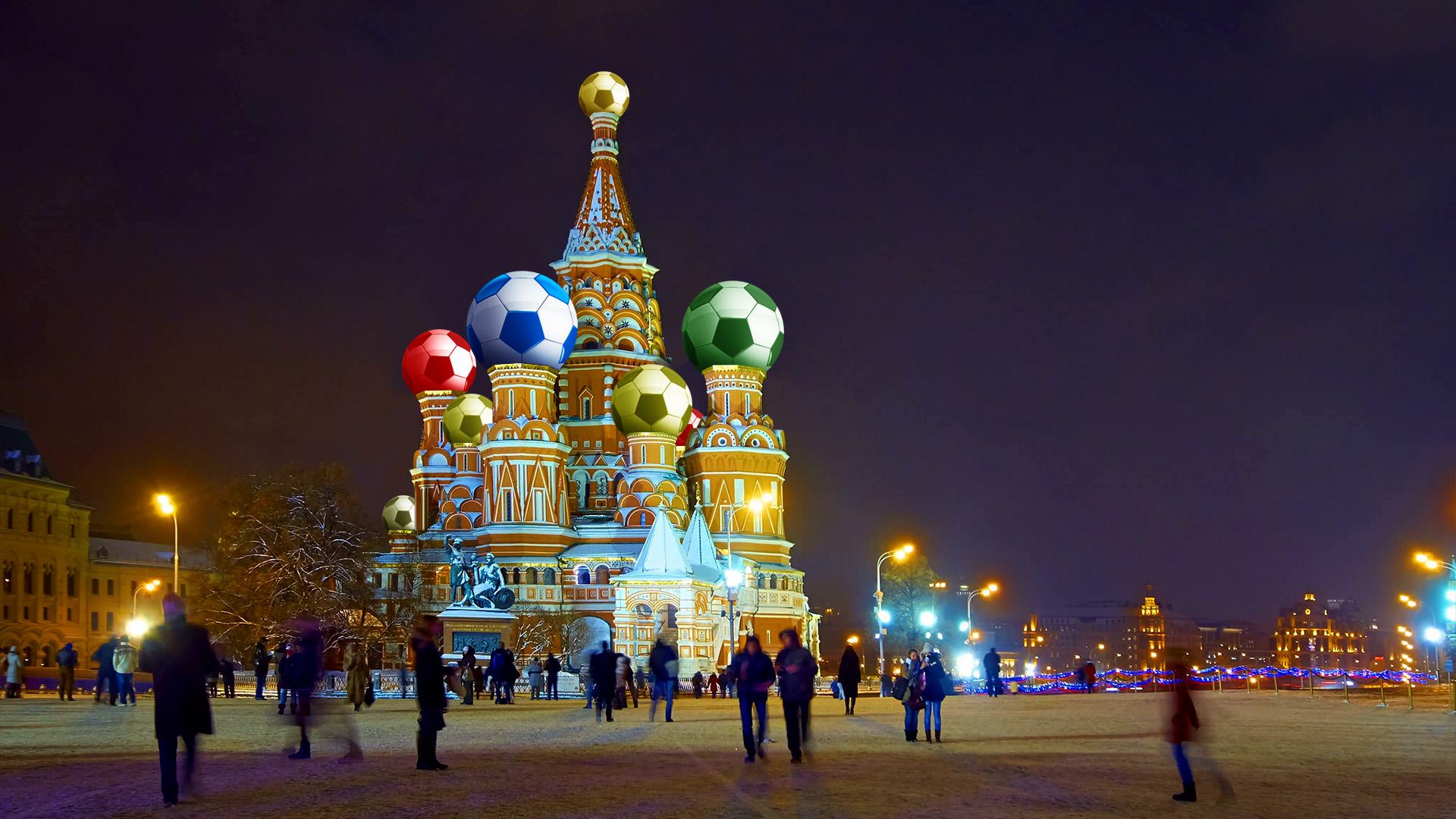 Las ciudades anfitrionas en esta Copa del Mundo incluyen a Moscú, San Petersburgo, Kazán, Sochi, Volgogrado, Ekaterimburgo, Kaliningrado, Nizhny Novgorod, Rostov-on-Don, Samara y Saransk (Getty Images)