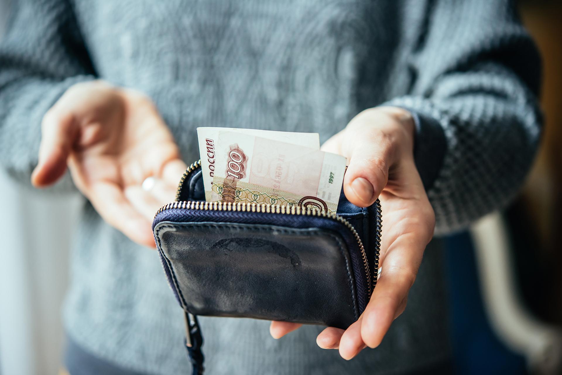 El rublo es la moneda de curso legal de la Federación de Rusia. Se encuentra en circulación en forma de billetes de 5 (casi desaparecido), 10, 50, 100, 500, 1000 y 5000 rublos (Getty Images)