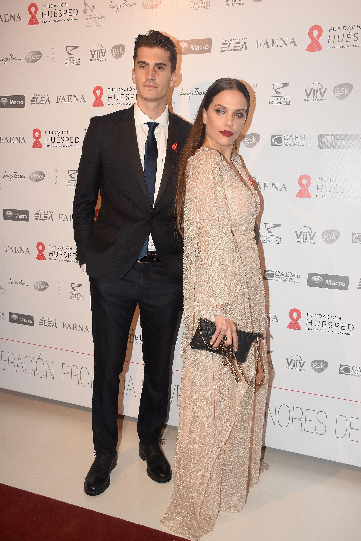 Tomás Guarracino e Ivana Figueiras