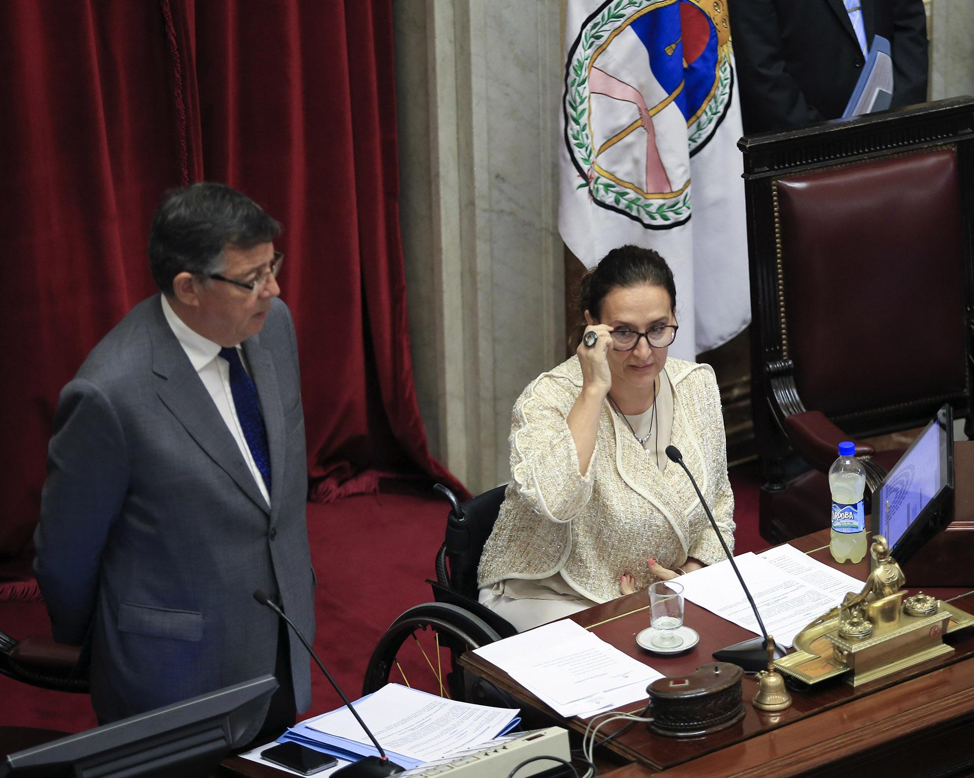 Gabriela Michetti.