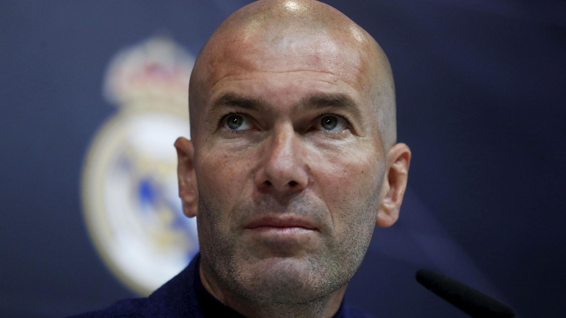La presencia de Gareth Bale, el motivo de la salida de Zinedine Zidane del Real Madrid (Reuters)