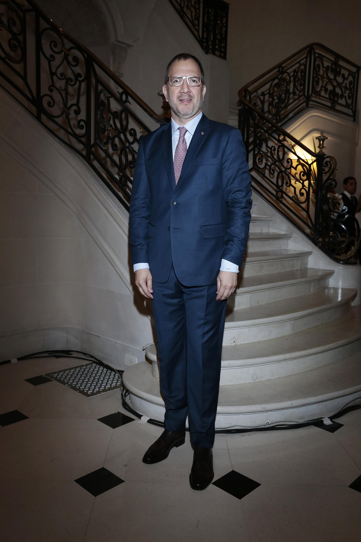 Fabián Perechodnik, secretario general de la provincia de Buenos Aires