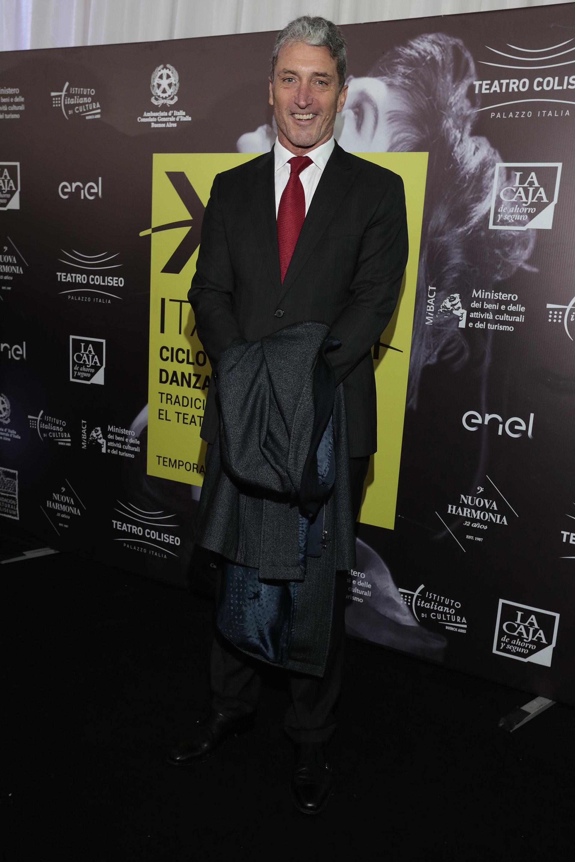 """José """"Pepe"""" Scioli, presidente de la Fundación DAR"""
