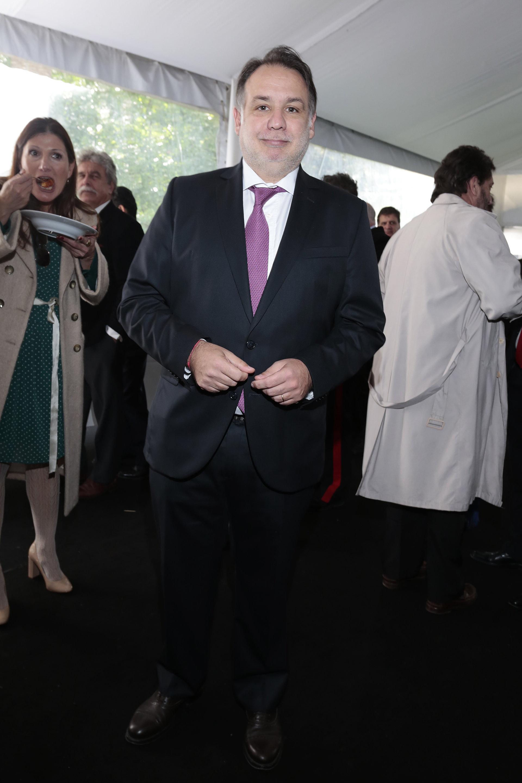 Federico Ortega Armas, vicepresidente en la Argentina de Salvatore Ferragamo