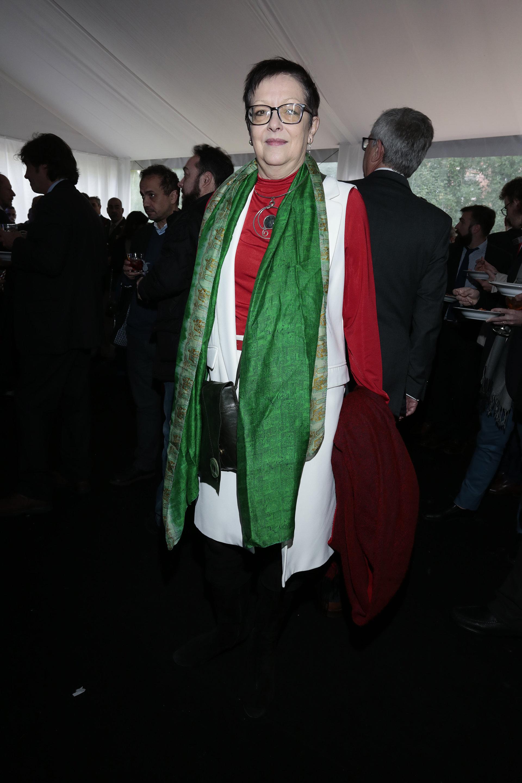 La embajadora de Rumania, Carmen Podgorean
