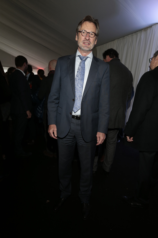 El embajador de Holanda en la Argentina, Martín de la Beij