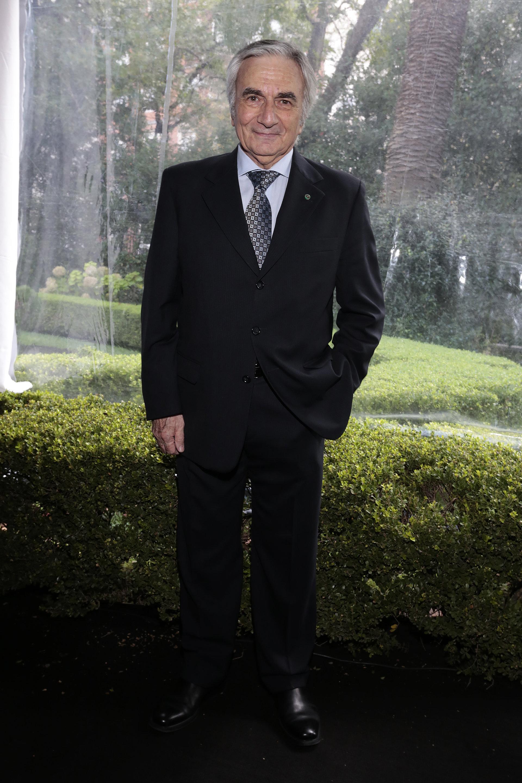 El ex senador italiano, Claudio Zin